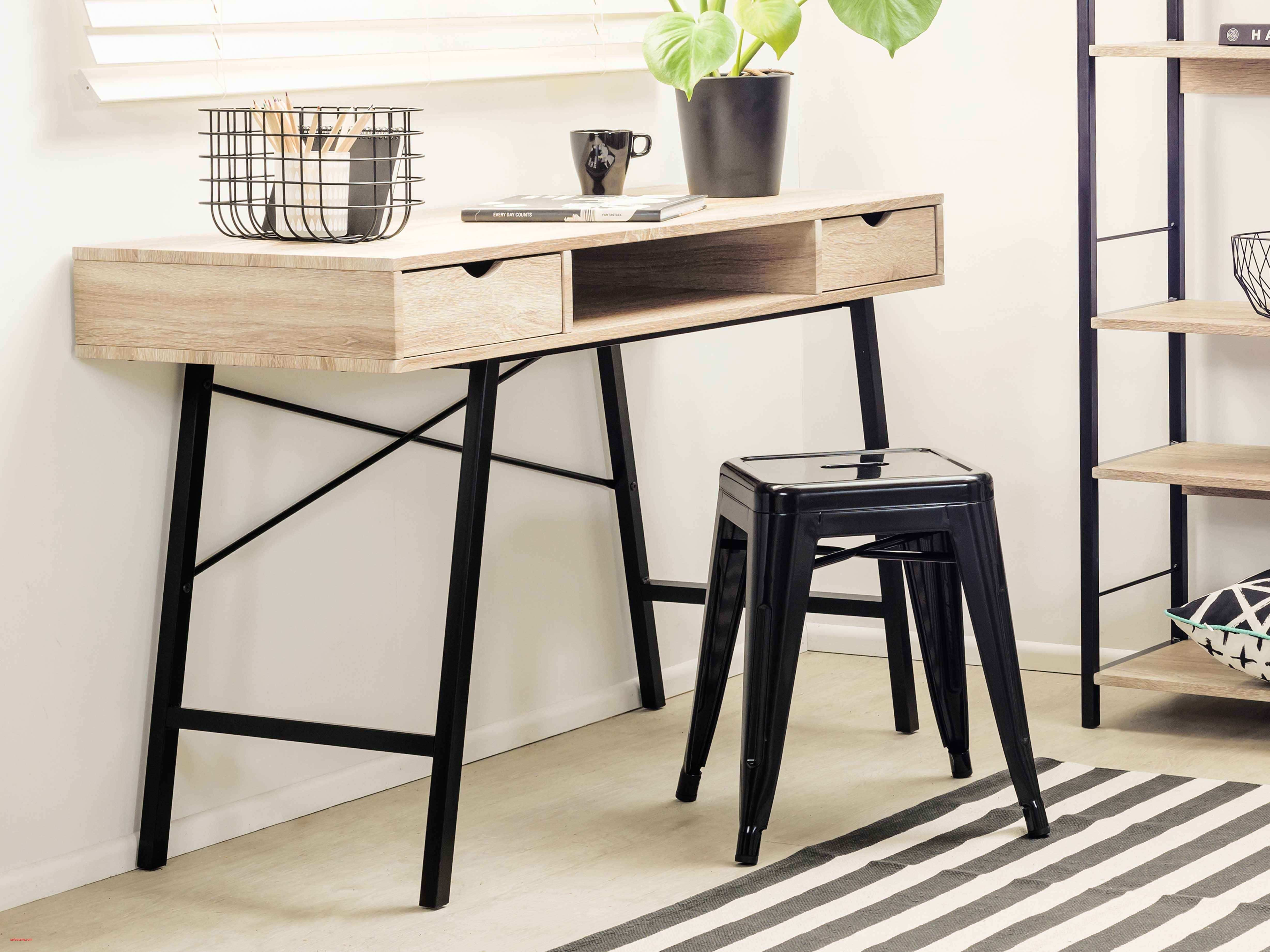 Black Writing Desk Middle Home Fice Furniture Free Shipping In Nz