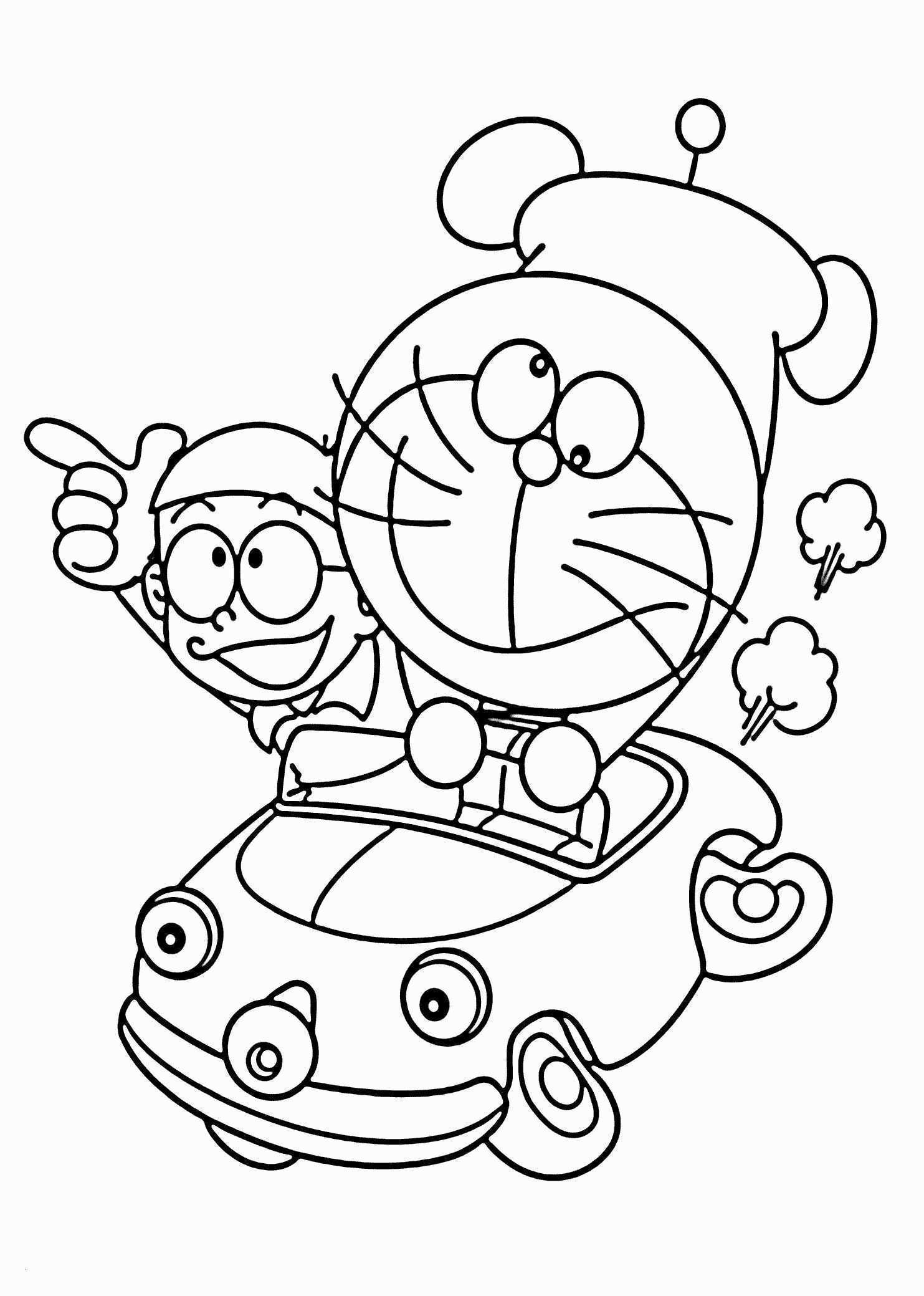 16 Awesome Cool Coloring Pages to Print