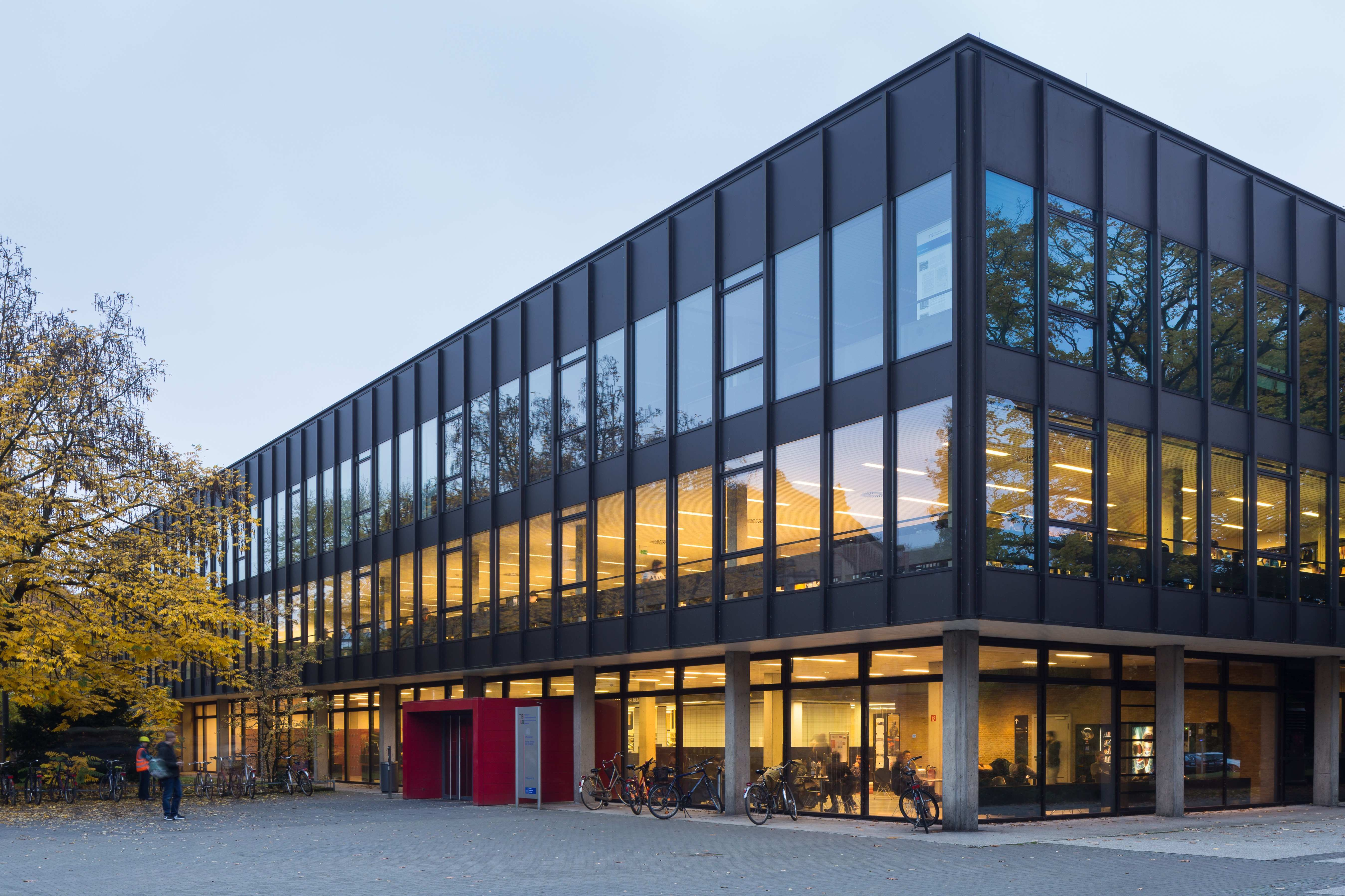Datei German National Library of Science and Technology TIB