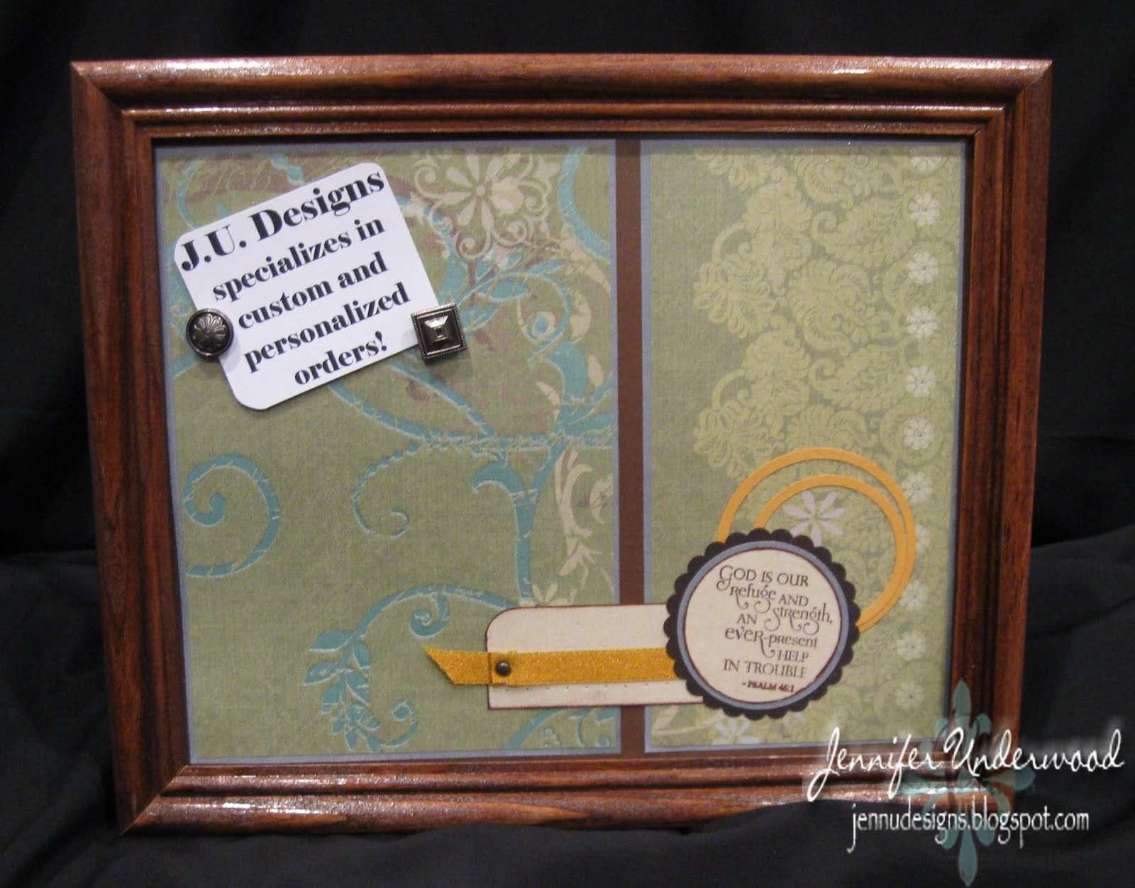 Dippity Dot Store Magnetic Frames & Wall Hangings