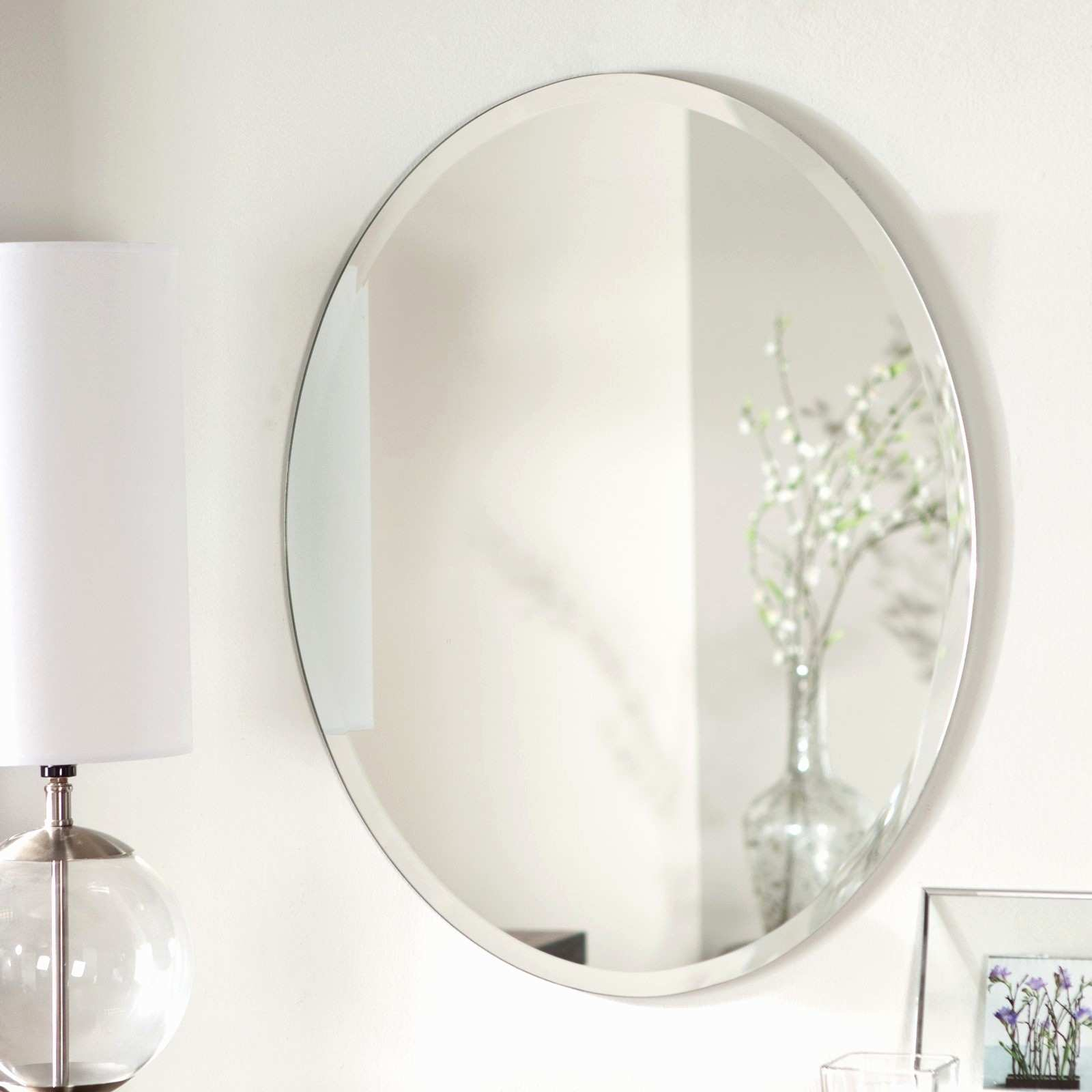 Custom Mirrors for Bathrooms Best Oversized Frameless Wall Awesome