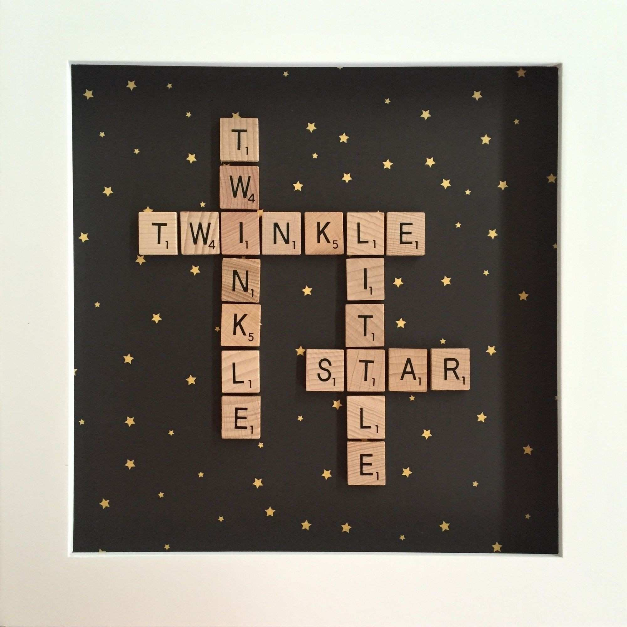 Create your very own unique personalised frame to decorate your