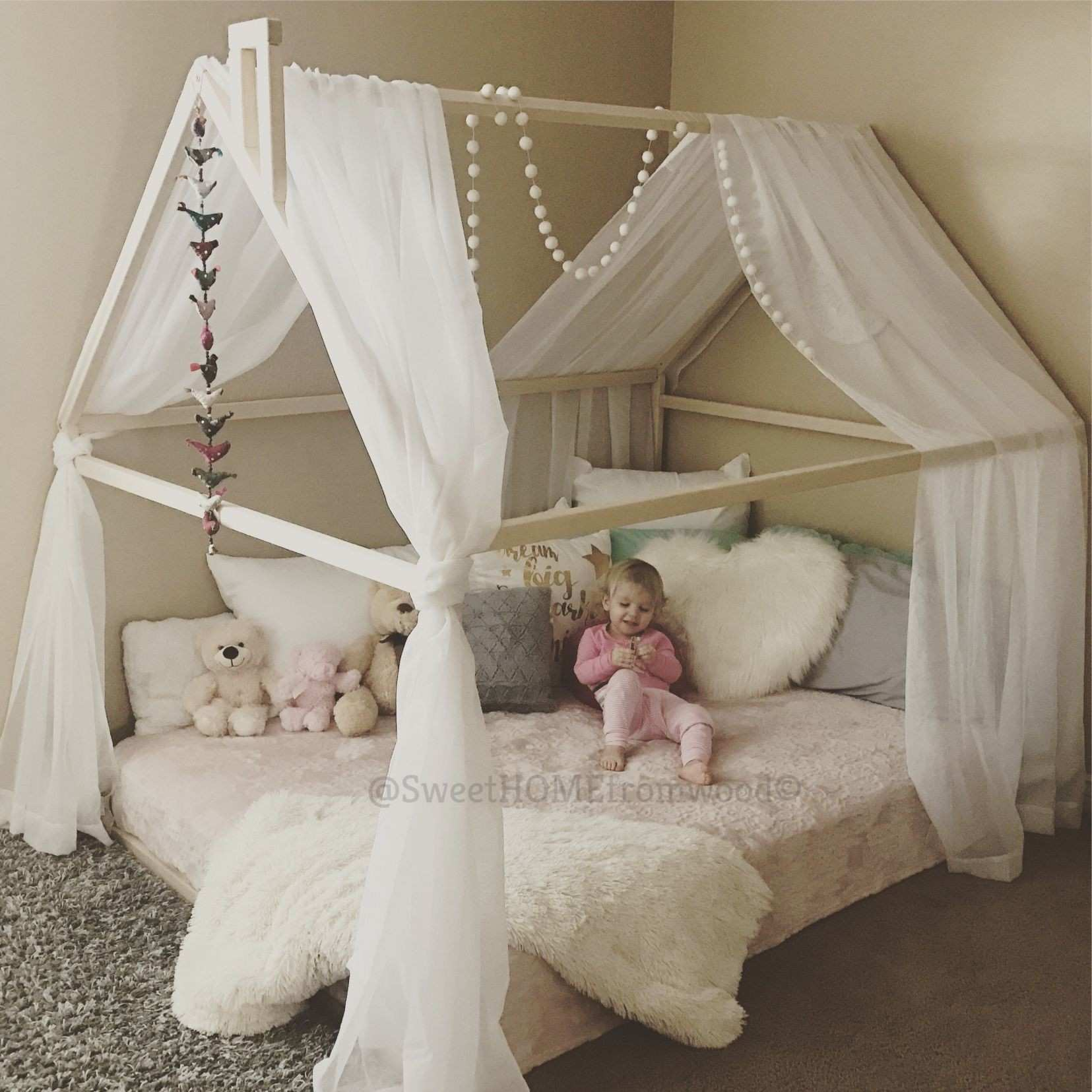 50 Cute toddler Beds Wall Decor Ideas for Bedroom Check more at
