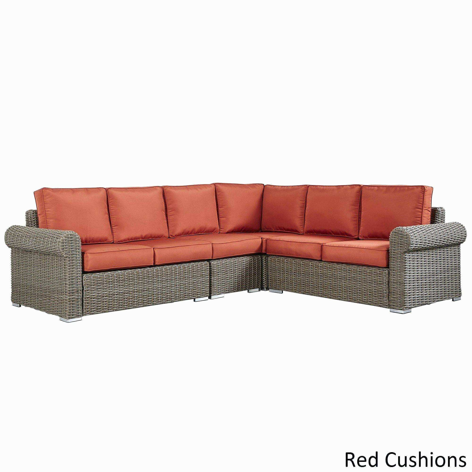 How to Decorate Living Room Table Beautiful Wicker Outdoor sofa 0d
