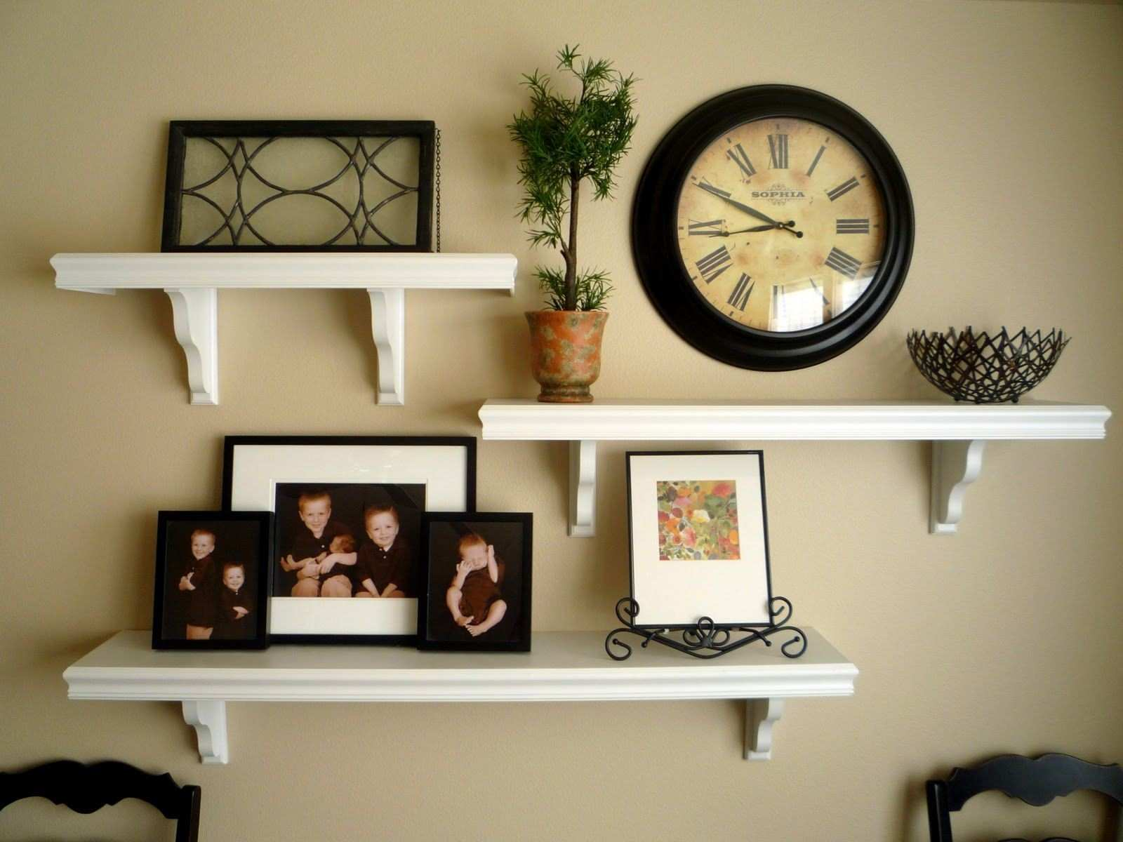 Stylish DIY Floating Shelves & Wall Shelves Easy