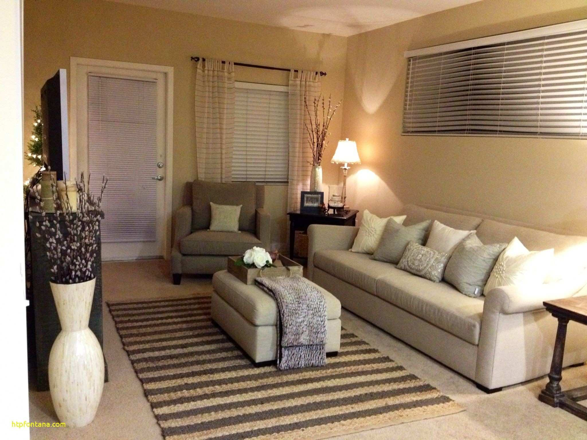 Living Room Decor Tan Walls Luxury Small Rooms Spaces Decorating