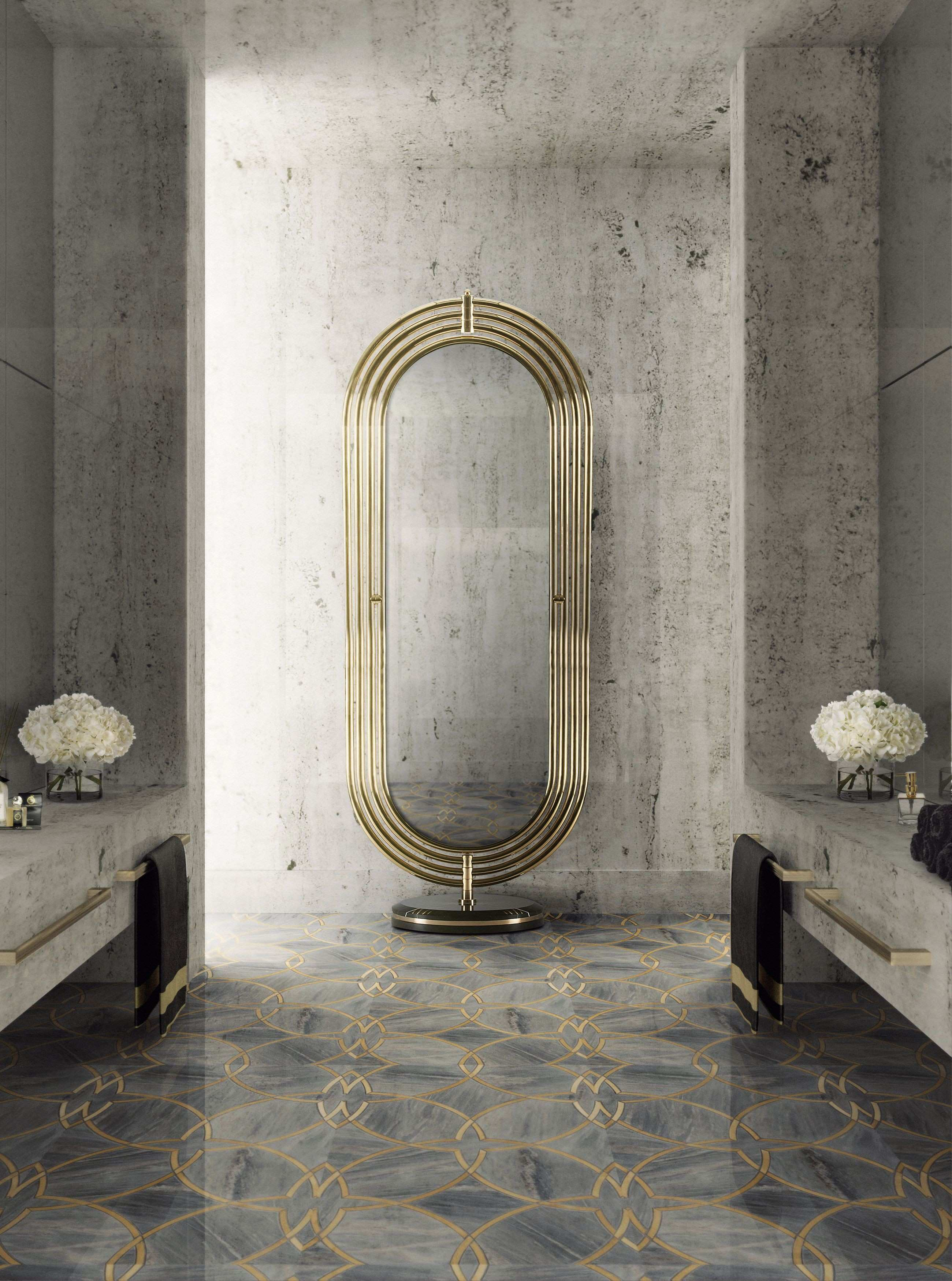 For a perfect and luxury bathroom decoration you must have the
