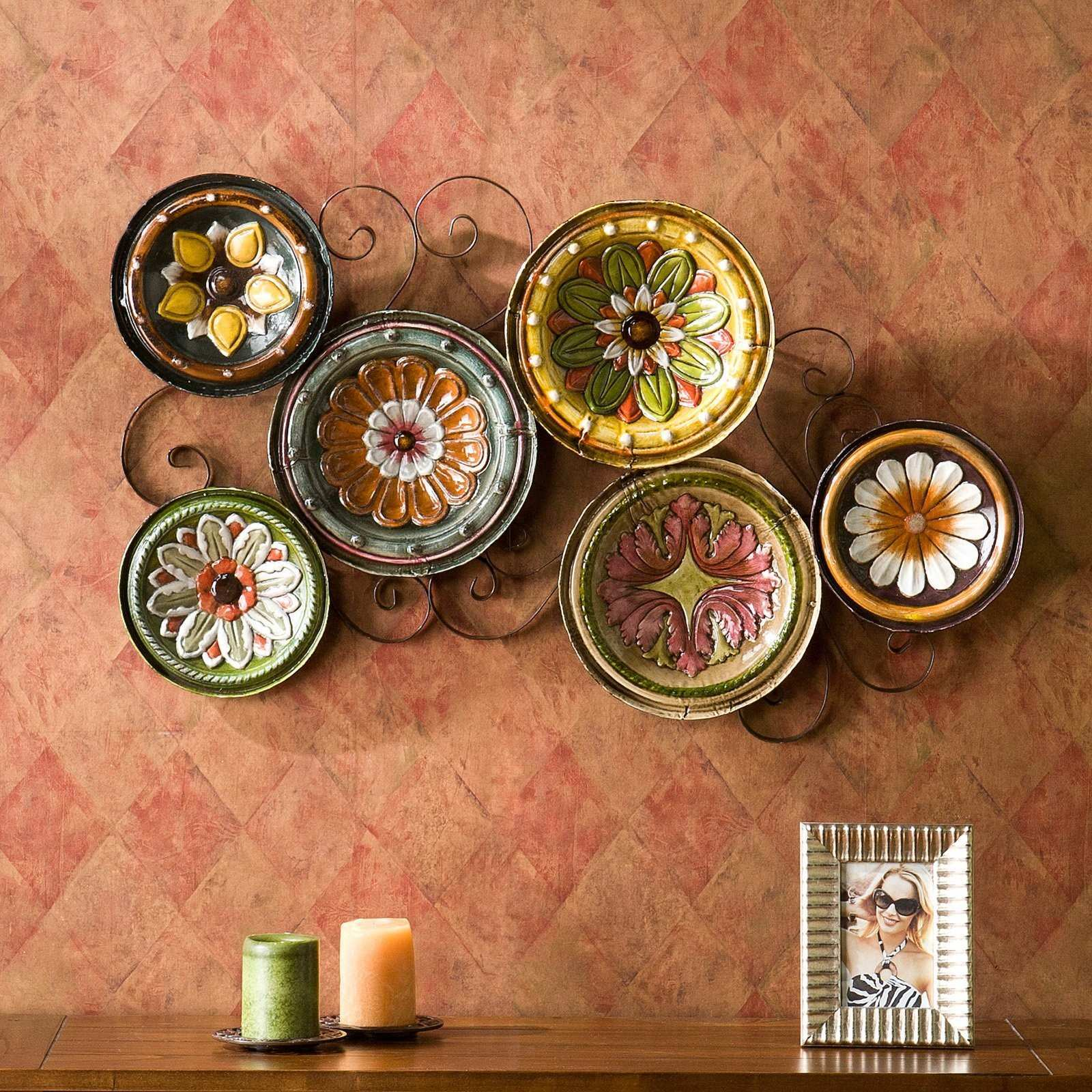 Wall Decor Plates home design wall stickers
