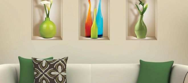 Decorative Wall Tiles Living Room Beautiful 13 Of the Most Stunning Illuminated Wall Niches to Enjoy Daily
