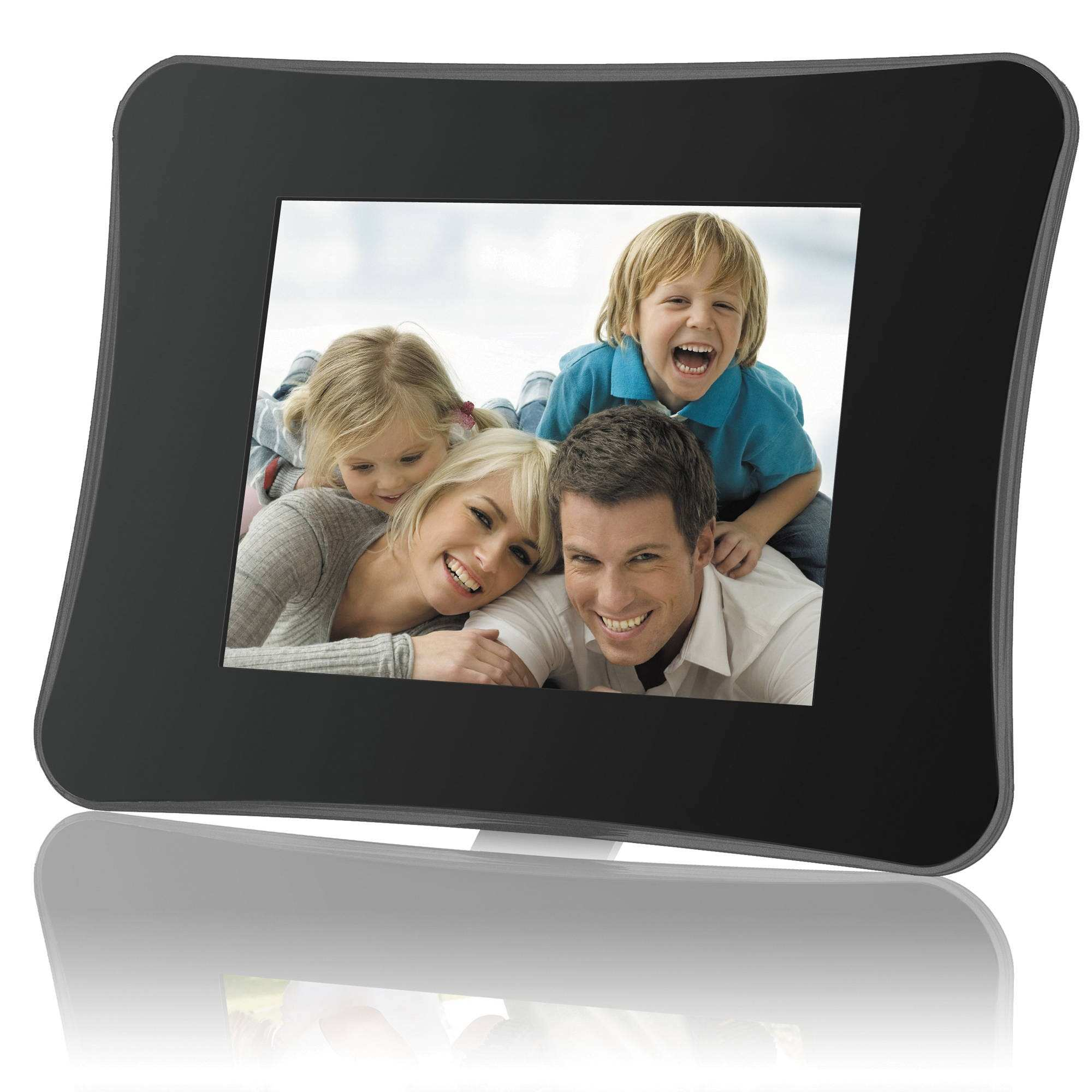 """Coby DP860 8"""" Digital Frame with Multimedia DP860 B&H"""
