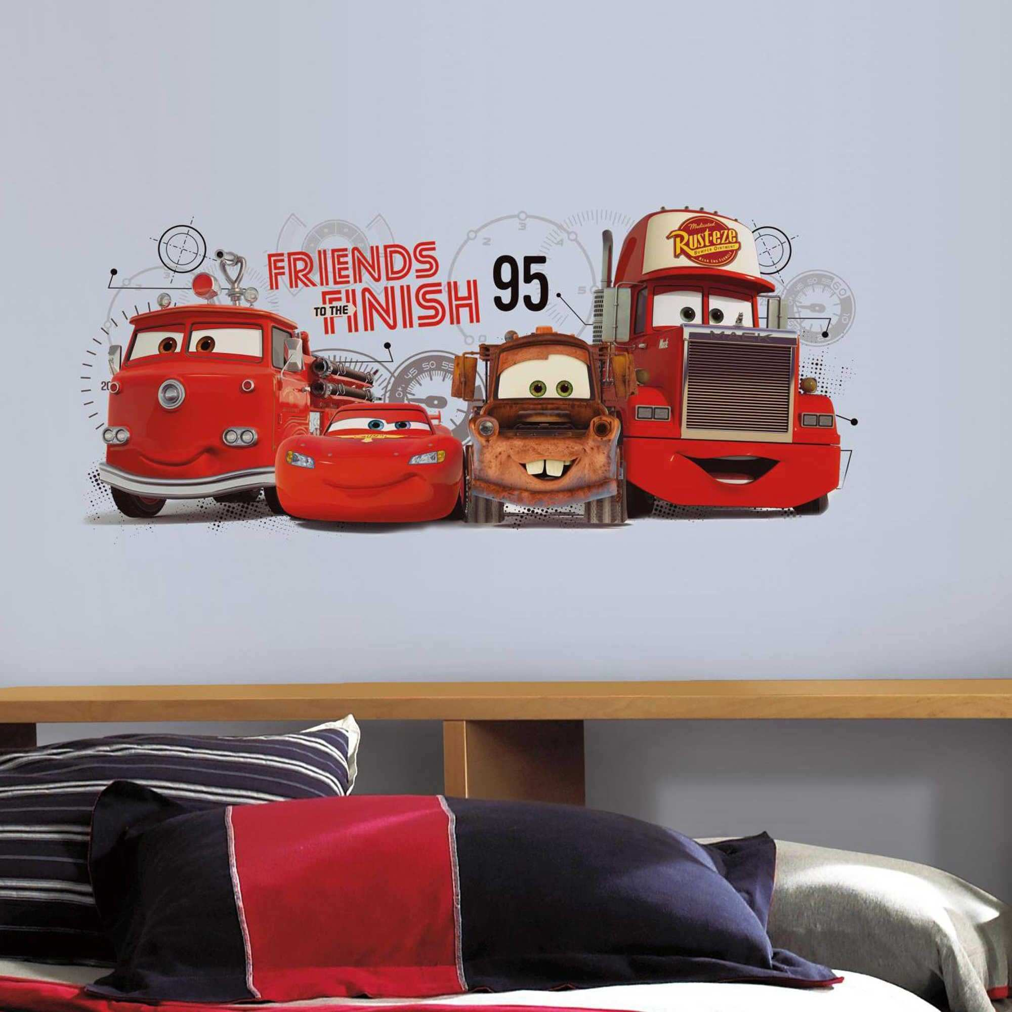 39 Inspirational Disney Cars Wall Decals
