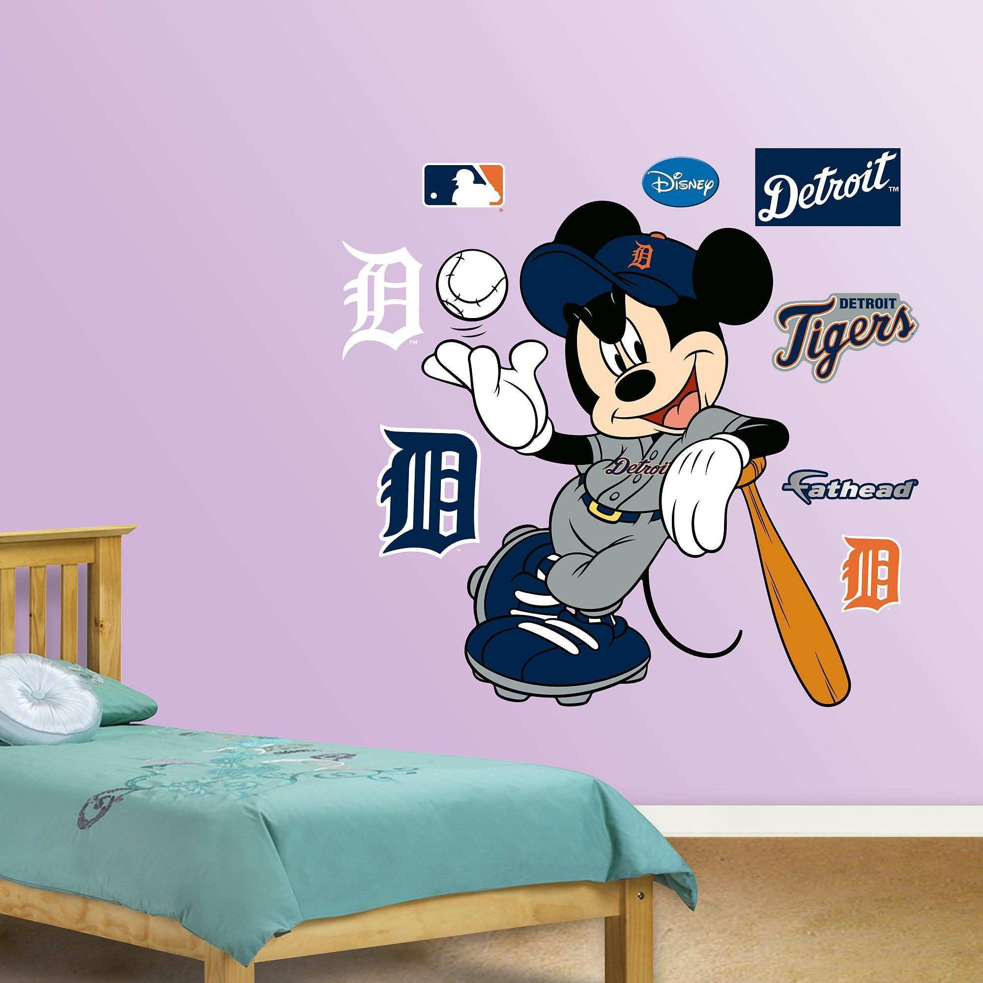 Mickey Mouse Detroit Tiger Mickey Pinterest