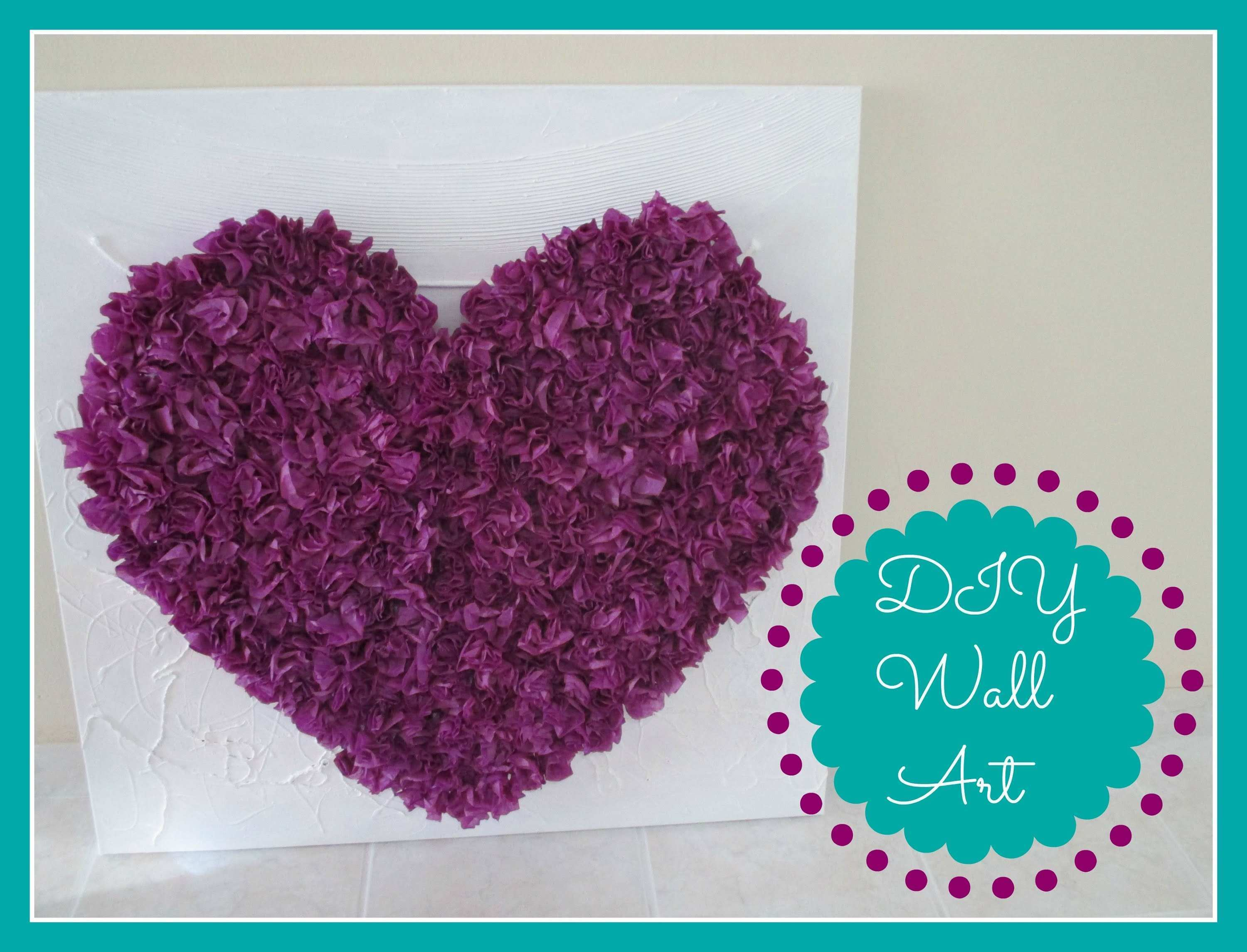 Wall Decoration Ideas With Crepe Paper Vines With Wall Decoration