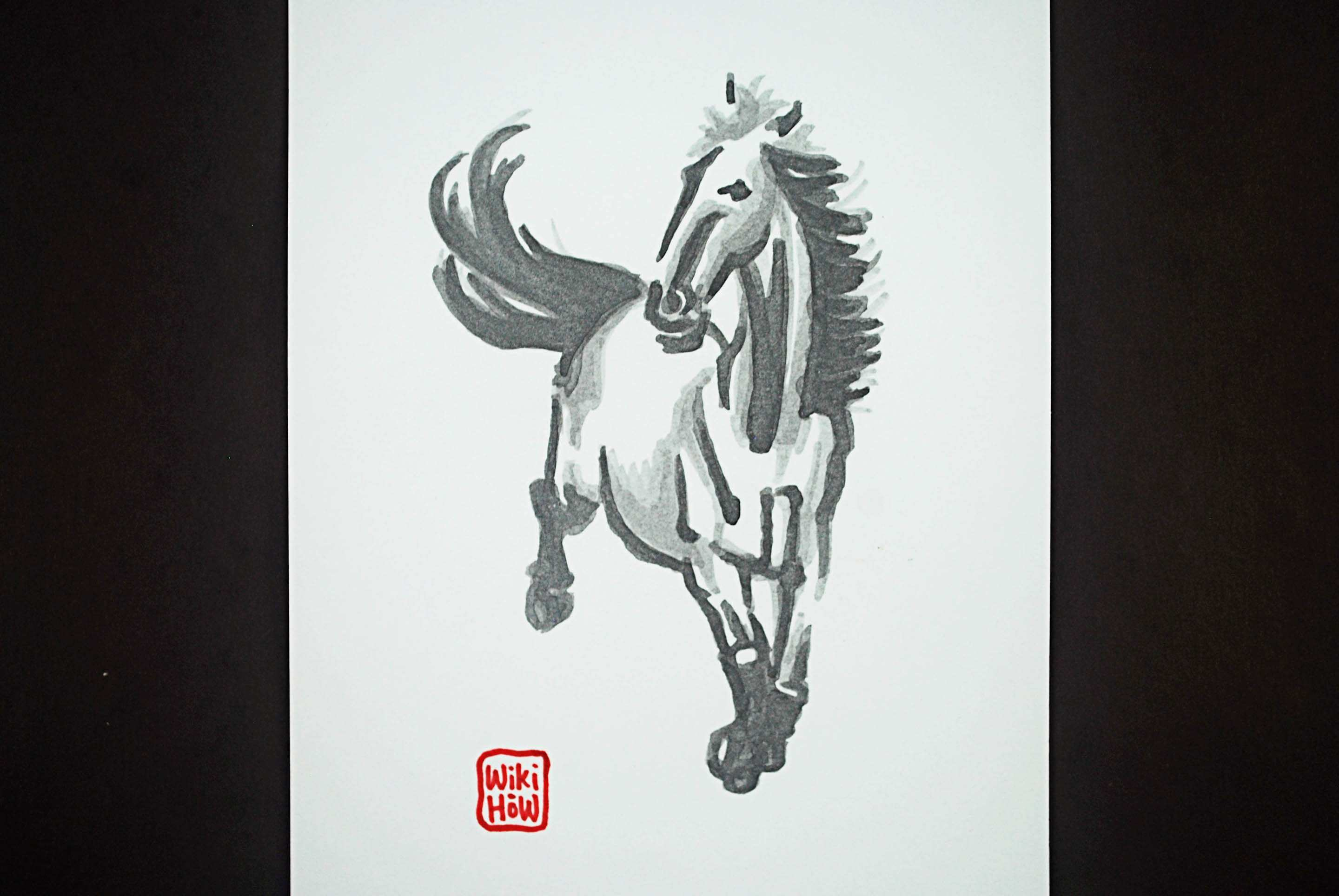 How to Start Chinese Brush Painting 8 Steps with