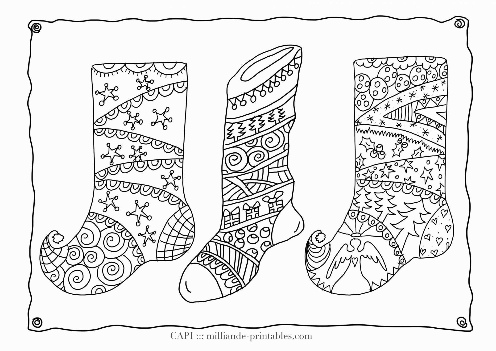 download free prints new christmas coloring pages to download mocape