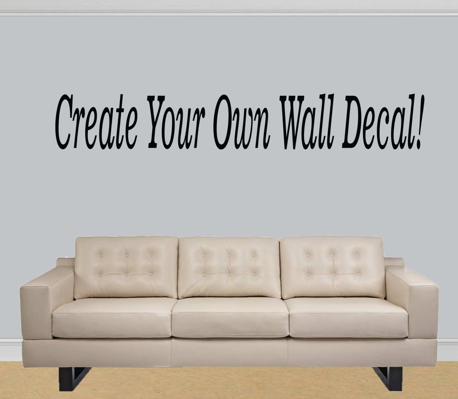 Wall Decal Canvas Elitflat