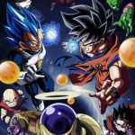 Beautiful Dragon Ball Z Canvas Wall Art