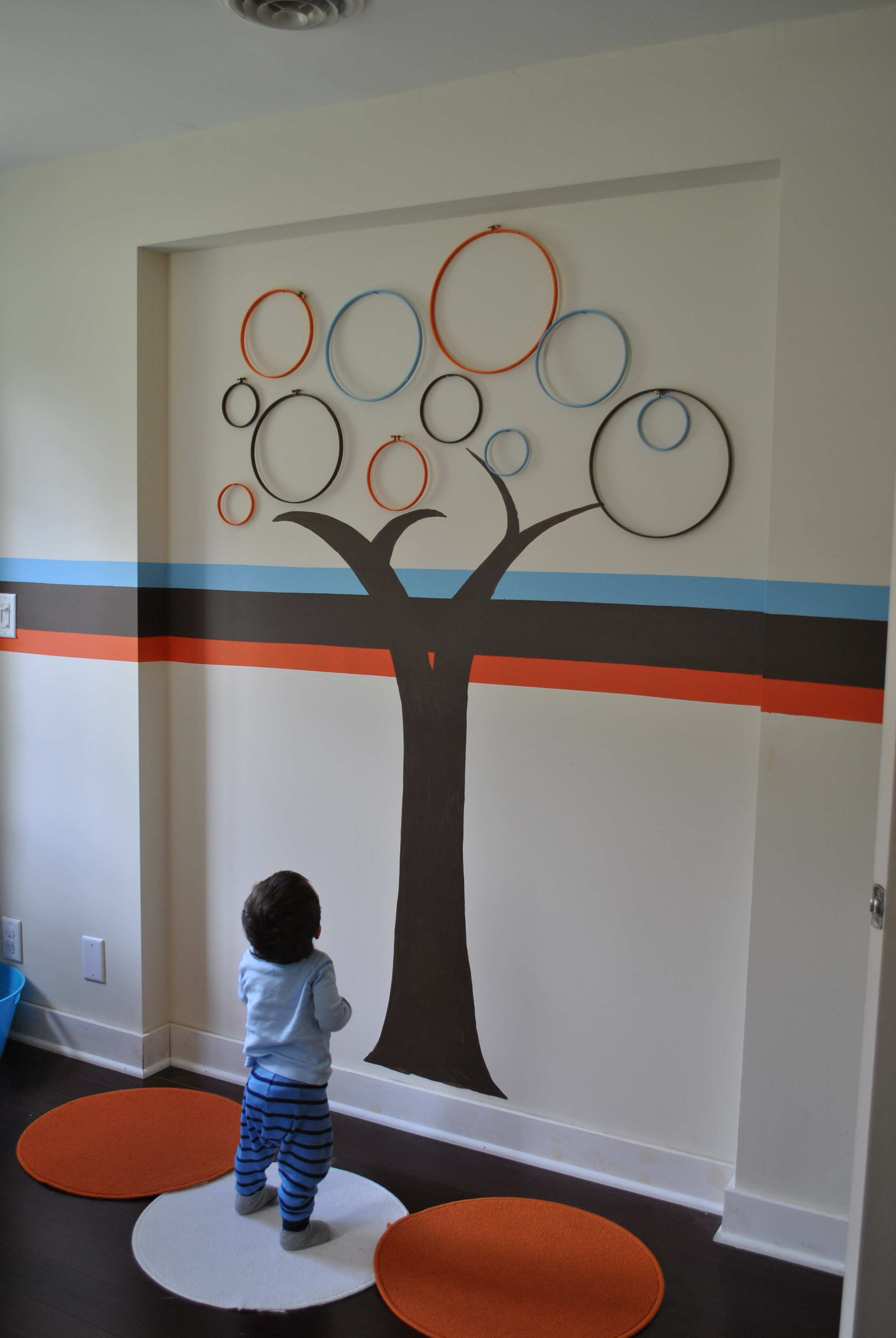 Cool Wall Painting Free Full Size Modernes Interior Wall