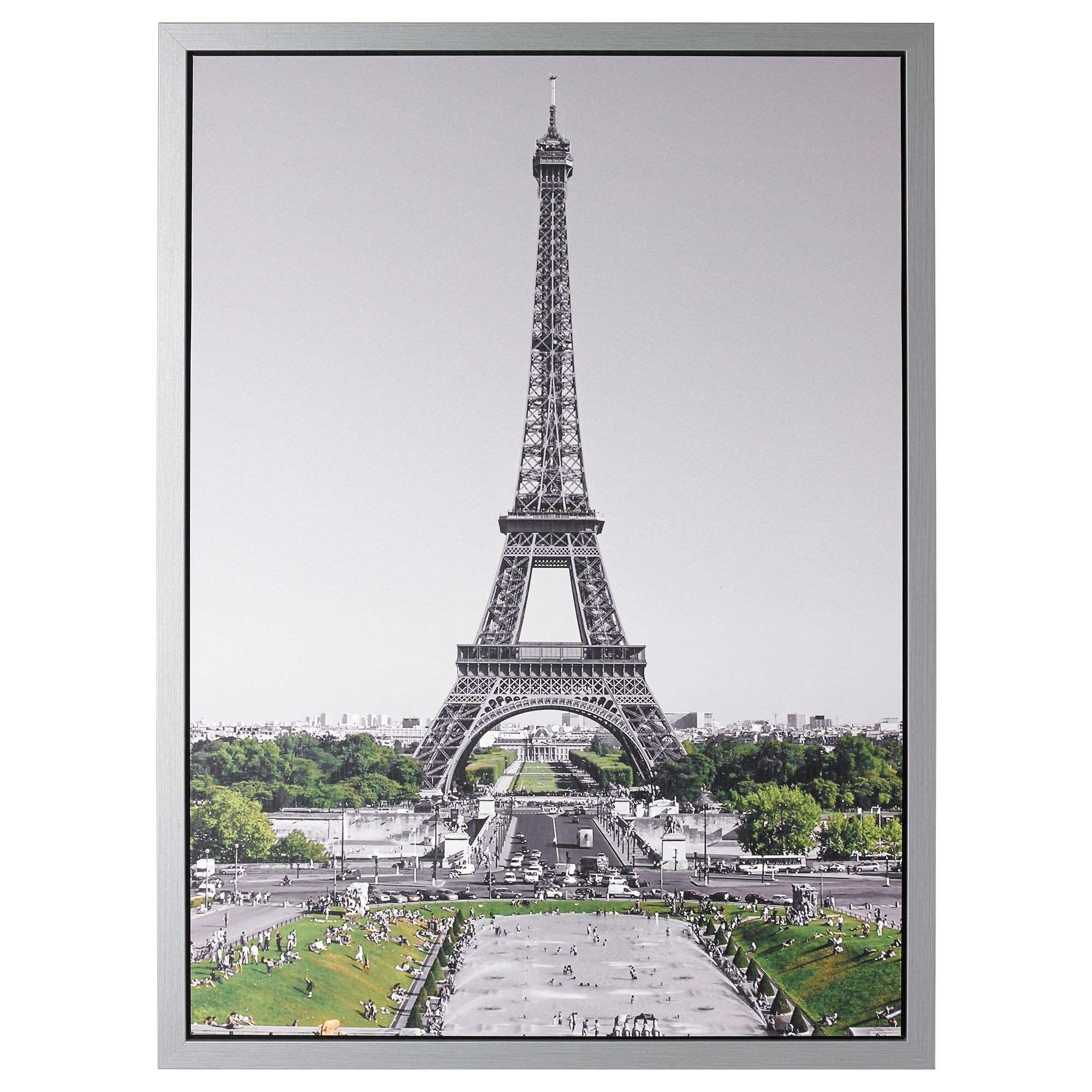 VILSHULT Picture IKEA Eiffel Tower by Richard Silver