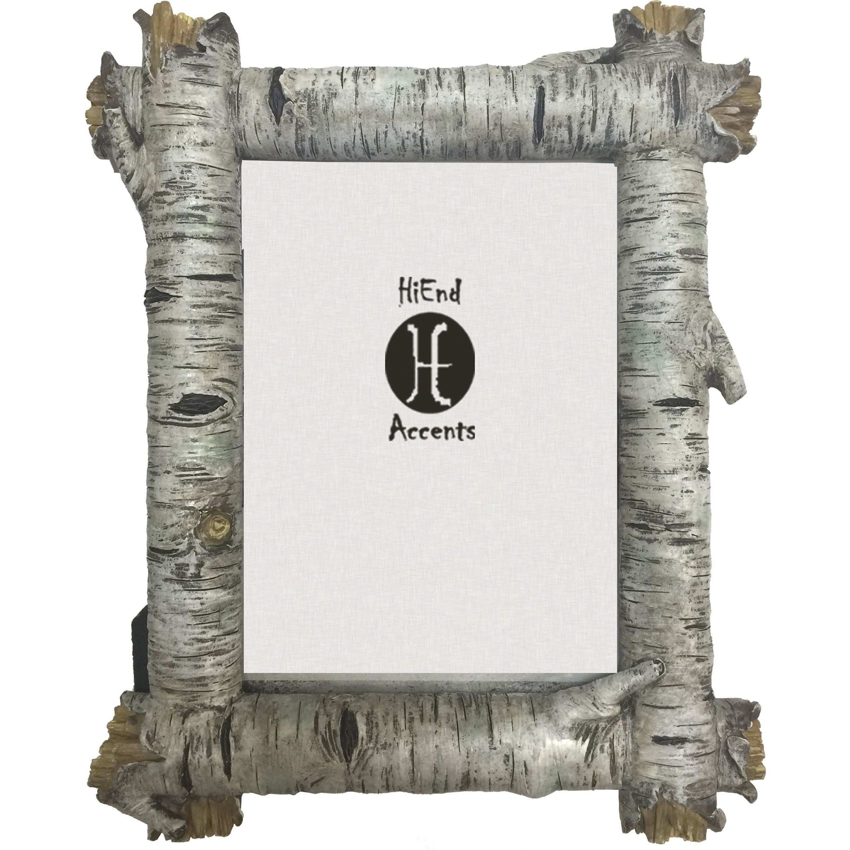 Etched Mirror Page Wh Home Design Log Picture Frames Rustic With