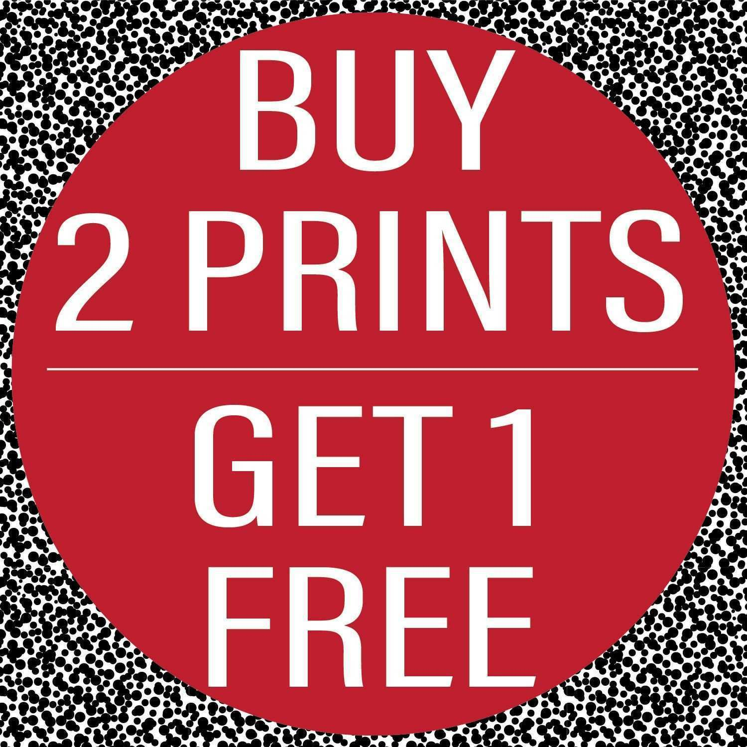 New to InspinsterGad on Etsy Sale Buy 2 Prints Get 1 Free