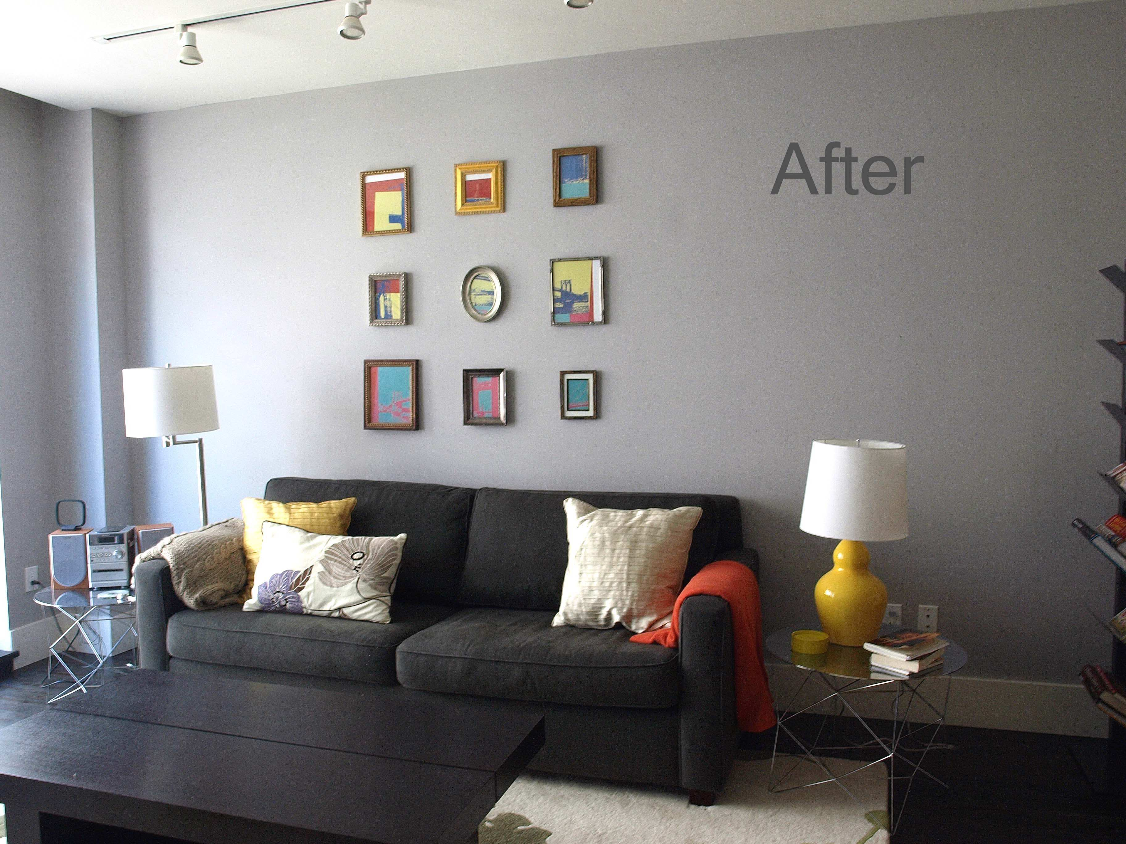 Exquisite Grey Wall Decor Ideas 31 Modern Living Room Paint