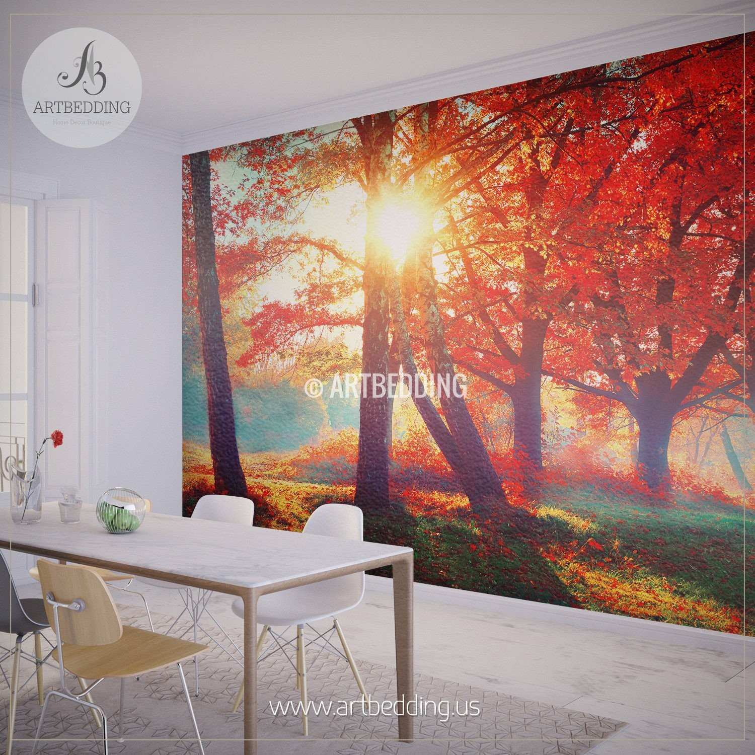 Fresh Design Self Adhesive Wall Murals Best Home Design Ideas