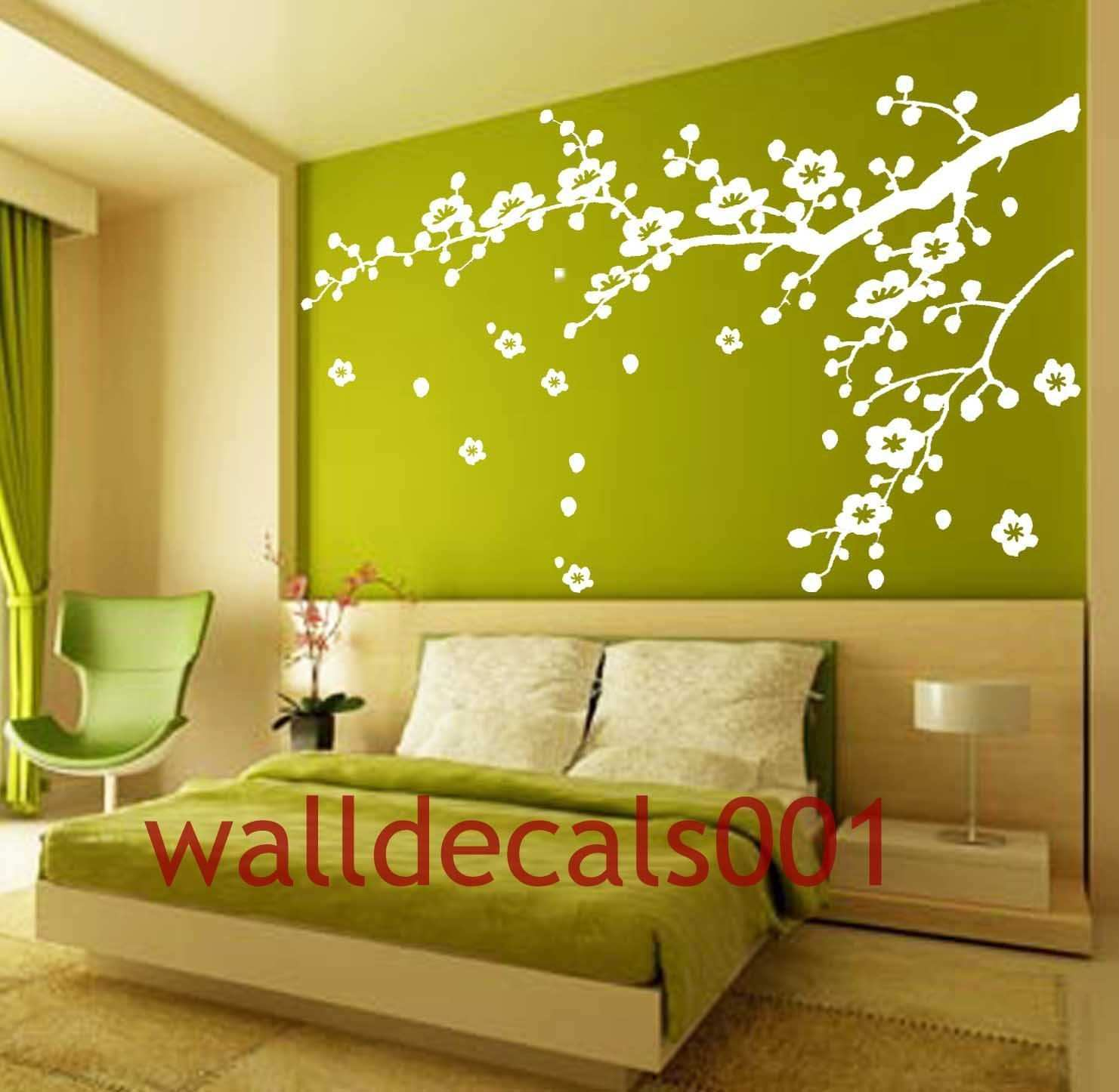 Bedroom Wall Art Trees Amazing Love Trees And Birdsvinyl Wall Decal