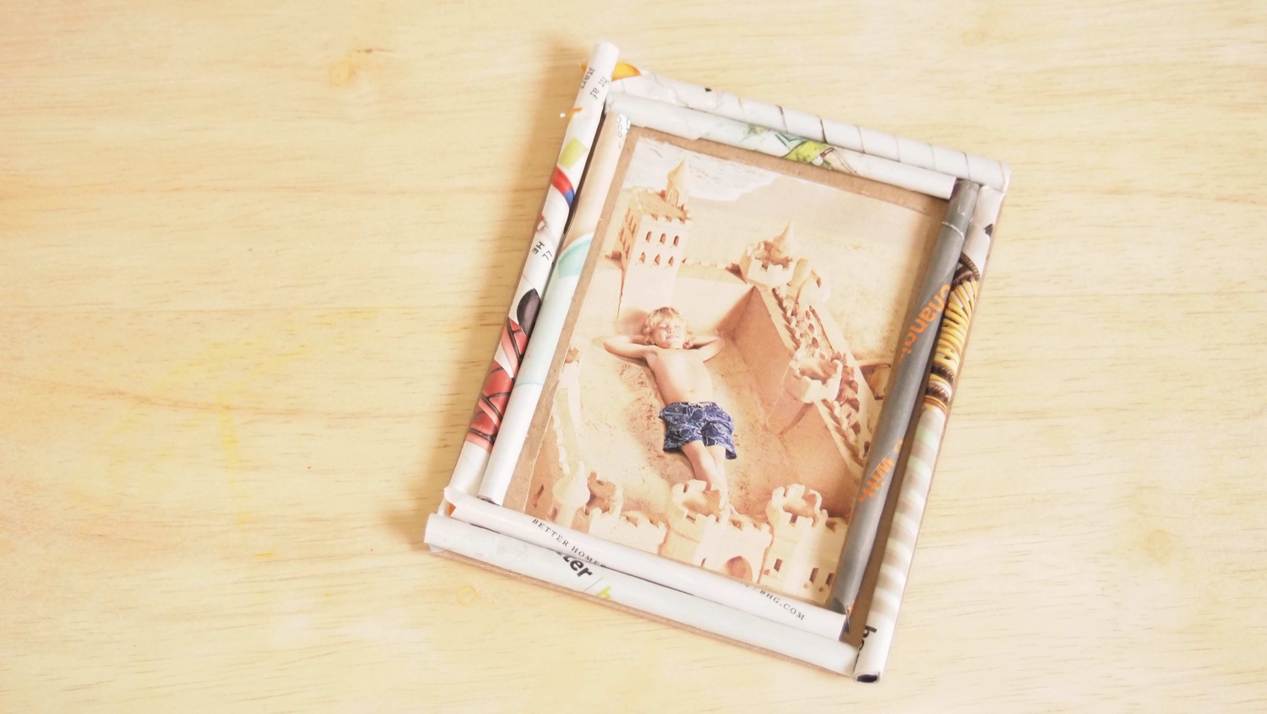 5 Ways to Make a Frame wikiHow