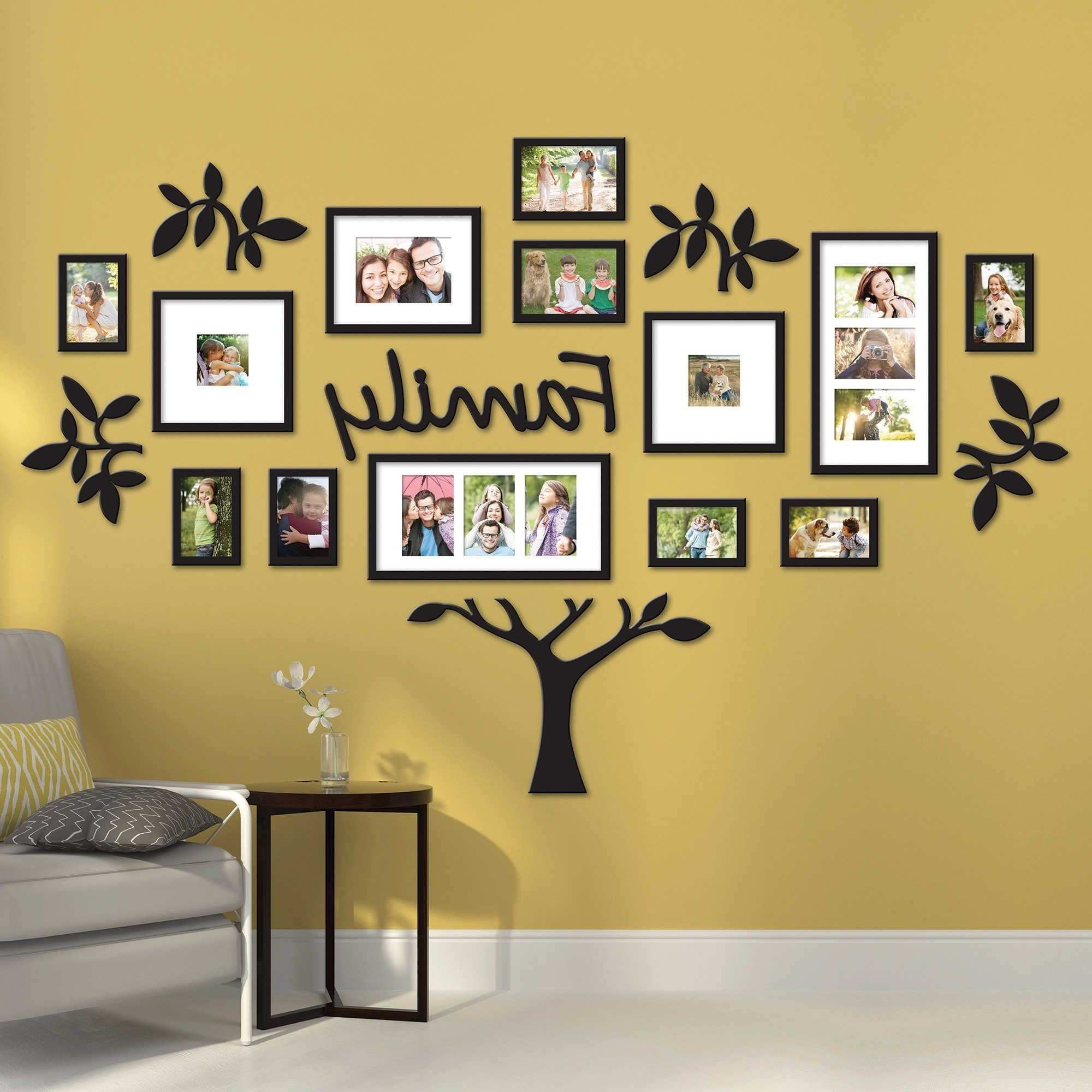 Family Wall Picture Frames Elegant Famous Family Wall Art Picture ...