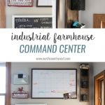 Farmhouse Wall Decor Ideas Best Of Industrial Farmhouse Mand Center
