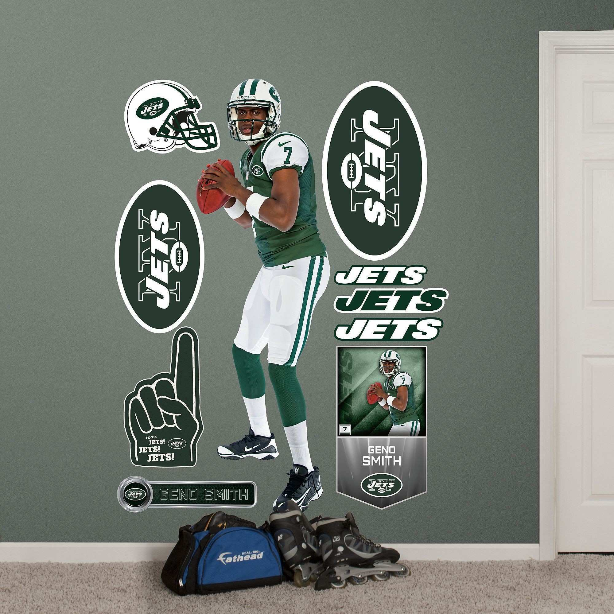 Geno Smith New York Jets let s hope he can have a breakout year