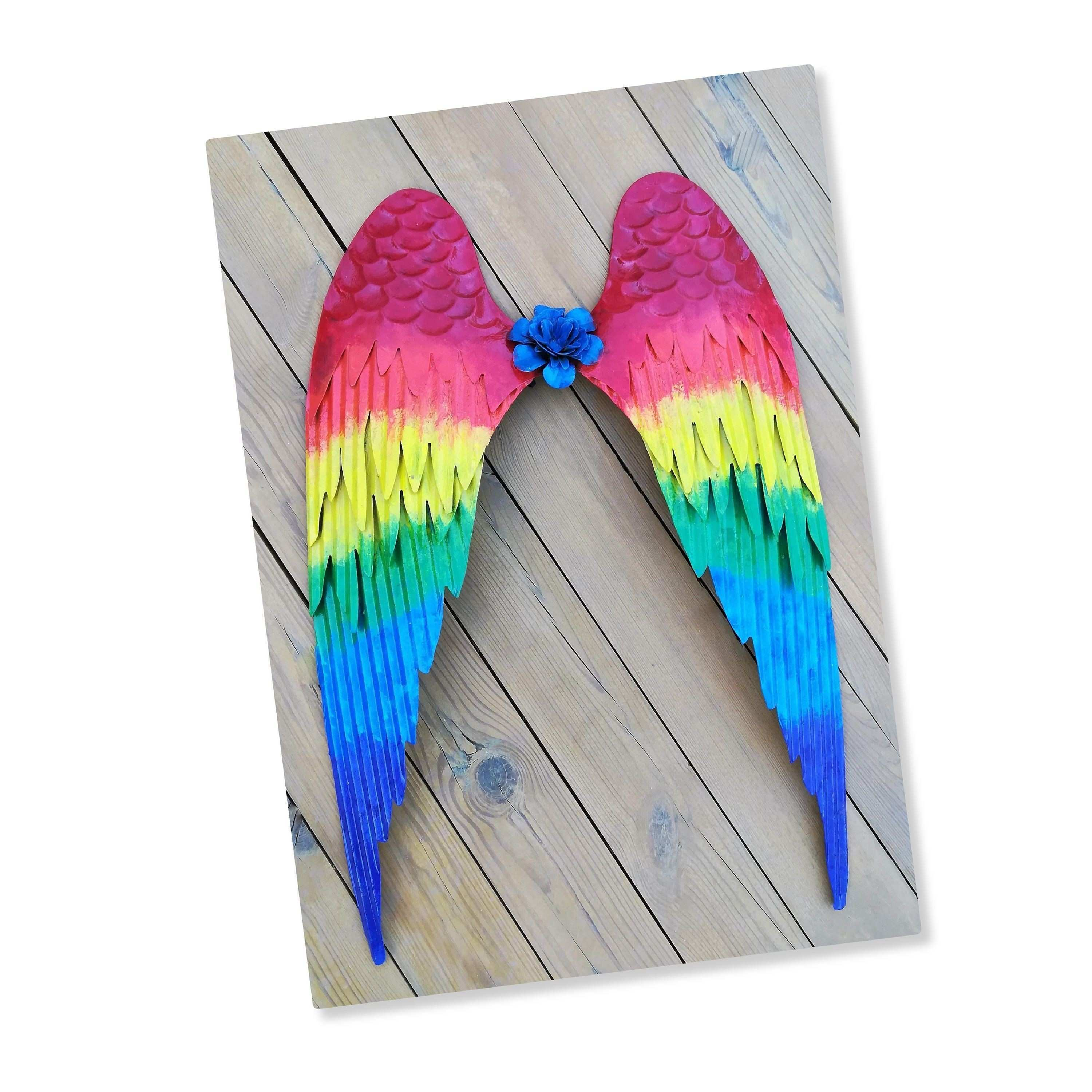 Il Fullxfull In5bs Home Design Angel Wings Wall Decor