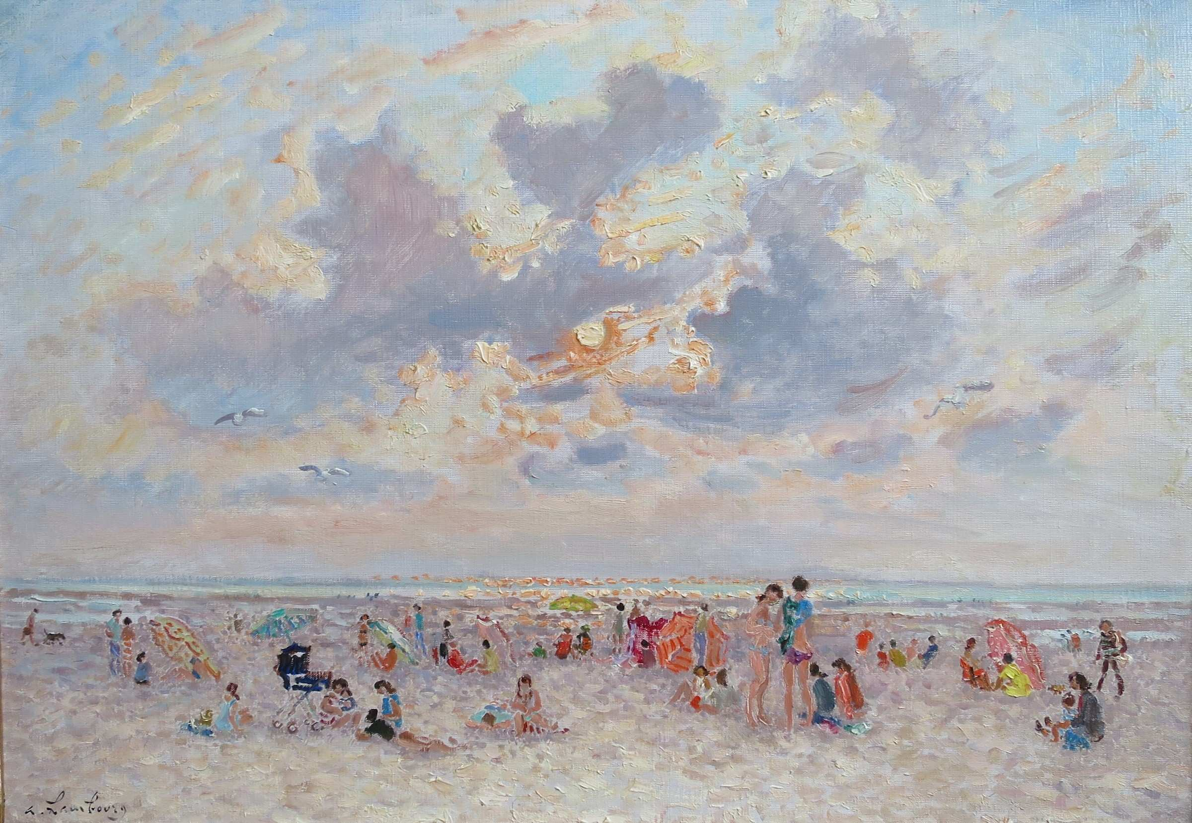 Andre Hambourg Trouville