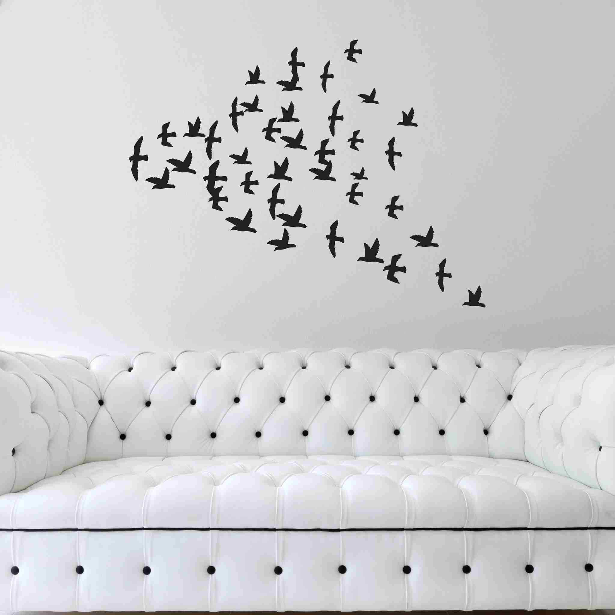 Bird Wall Decals Gallery home design wall stickers