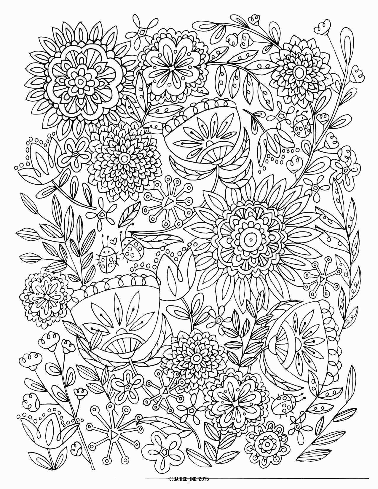 Christmas Coloring Pages Printable and Free