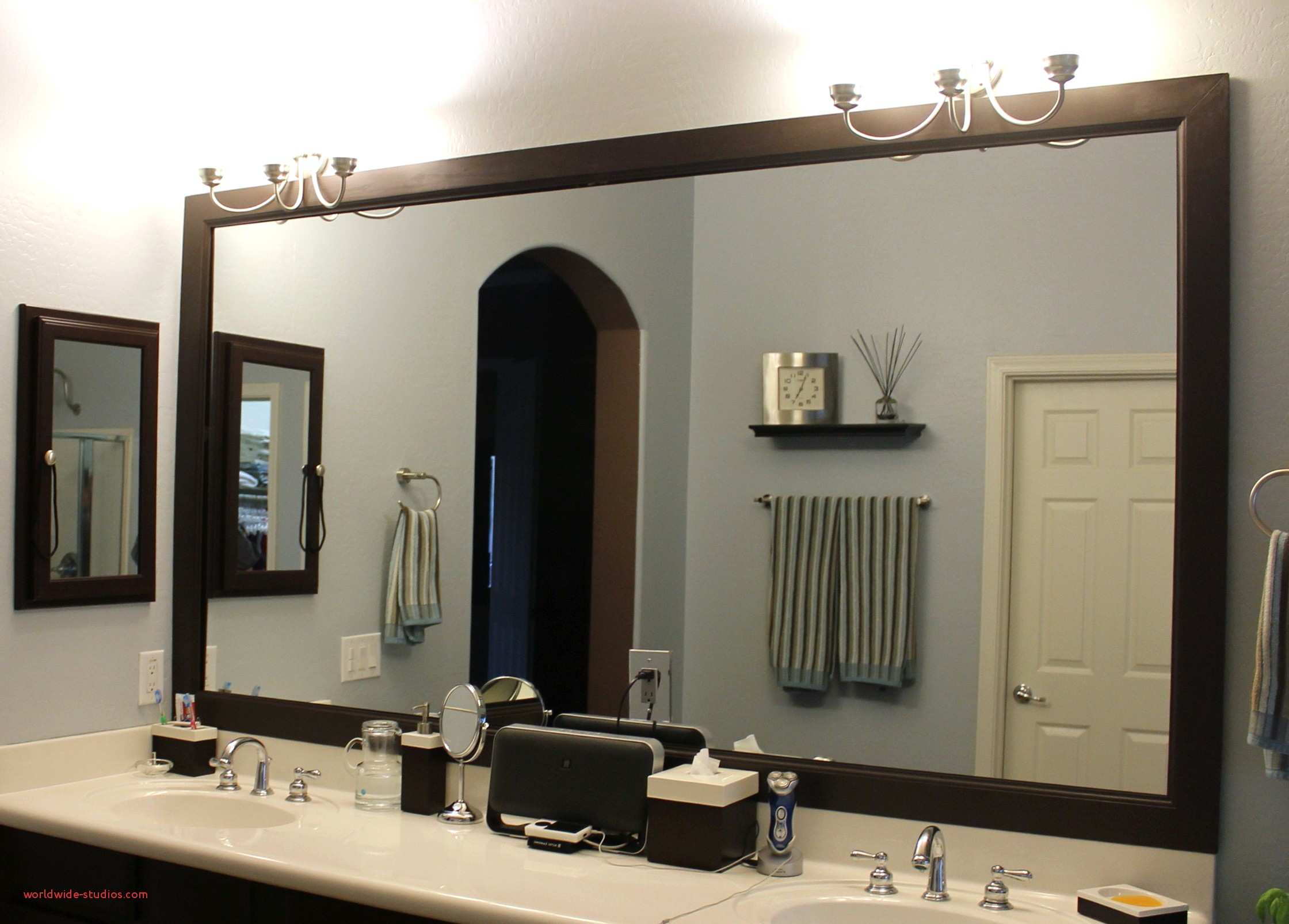 Top Result Diy Wood Frame for Mirror Best Design Bathroom Mirror