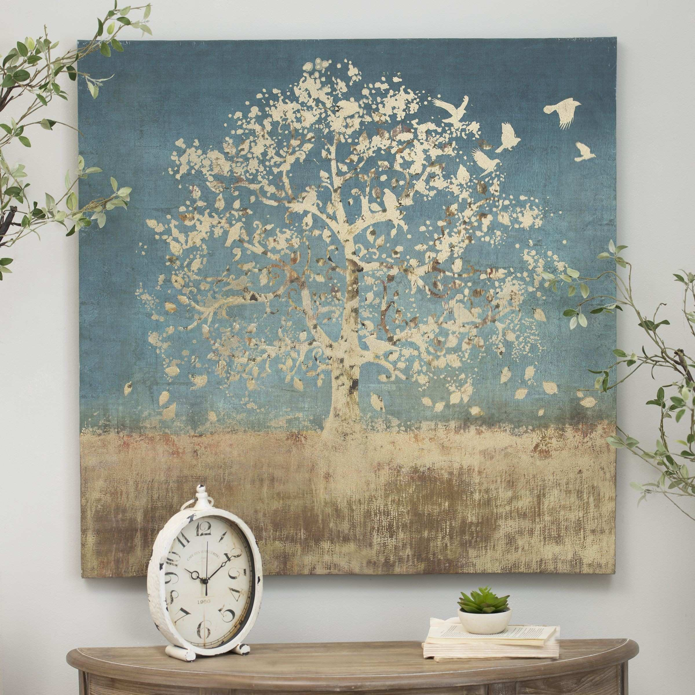 In the market to give your wall decor a new look for the new year