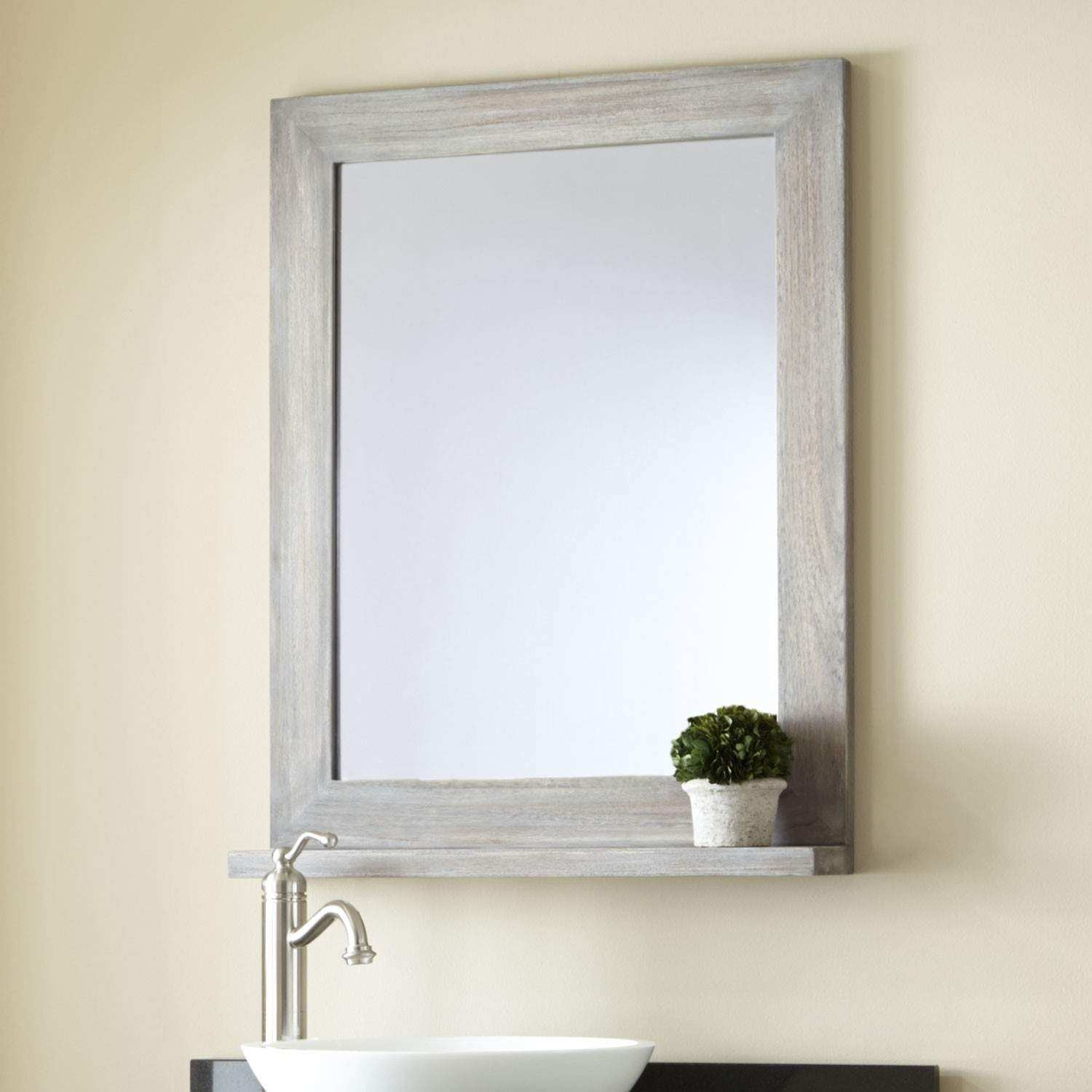 Mirrors for Bathroom Exclusive Framed Bathroom Mirrors Traditional