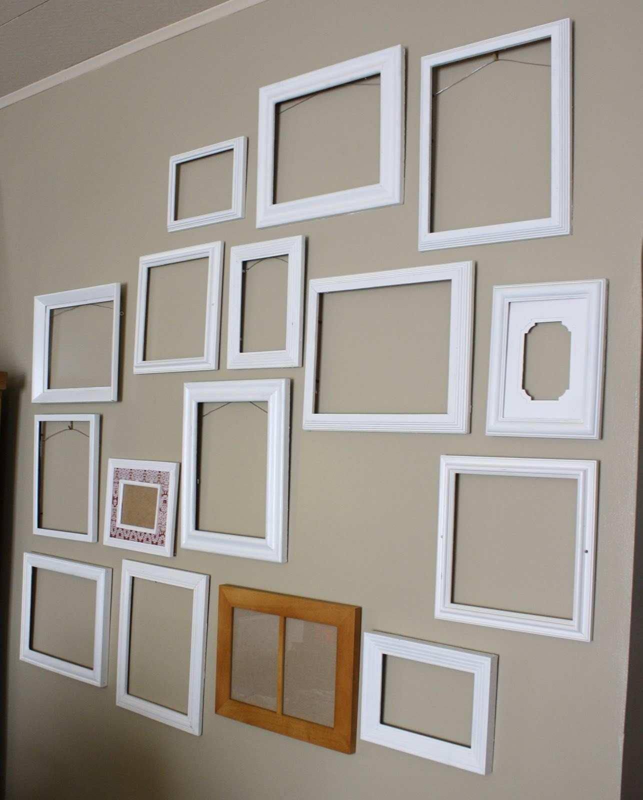 Fine Frames Without Glass Frieze Picture Frame Design