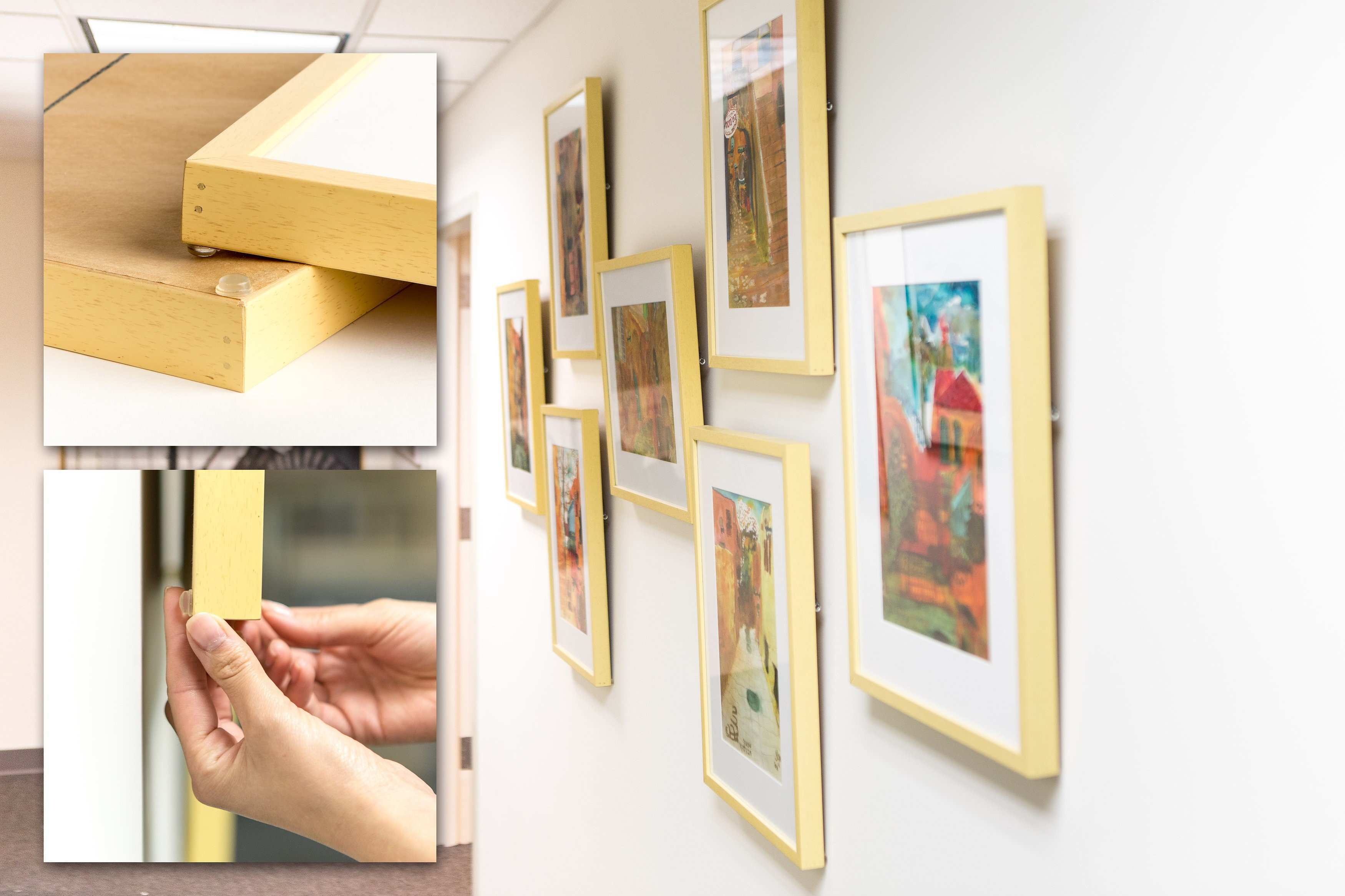 Bumper Pads The Hidden but Important Picture Frame Accessory