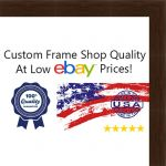 Luxury Frameless Wall Mounted Acrylic Picture Frames