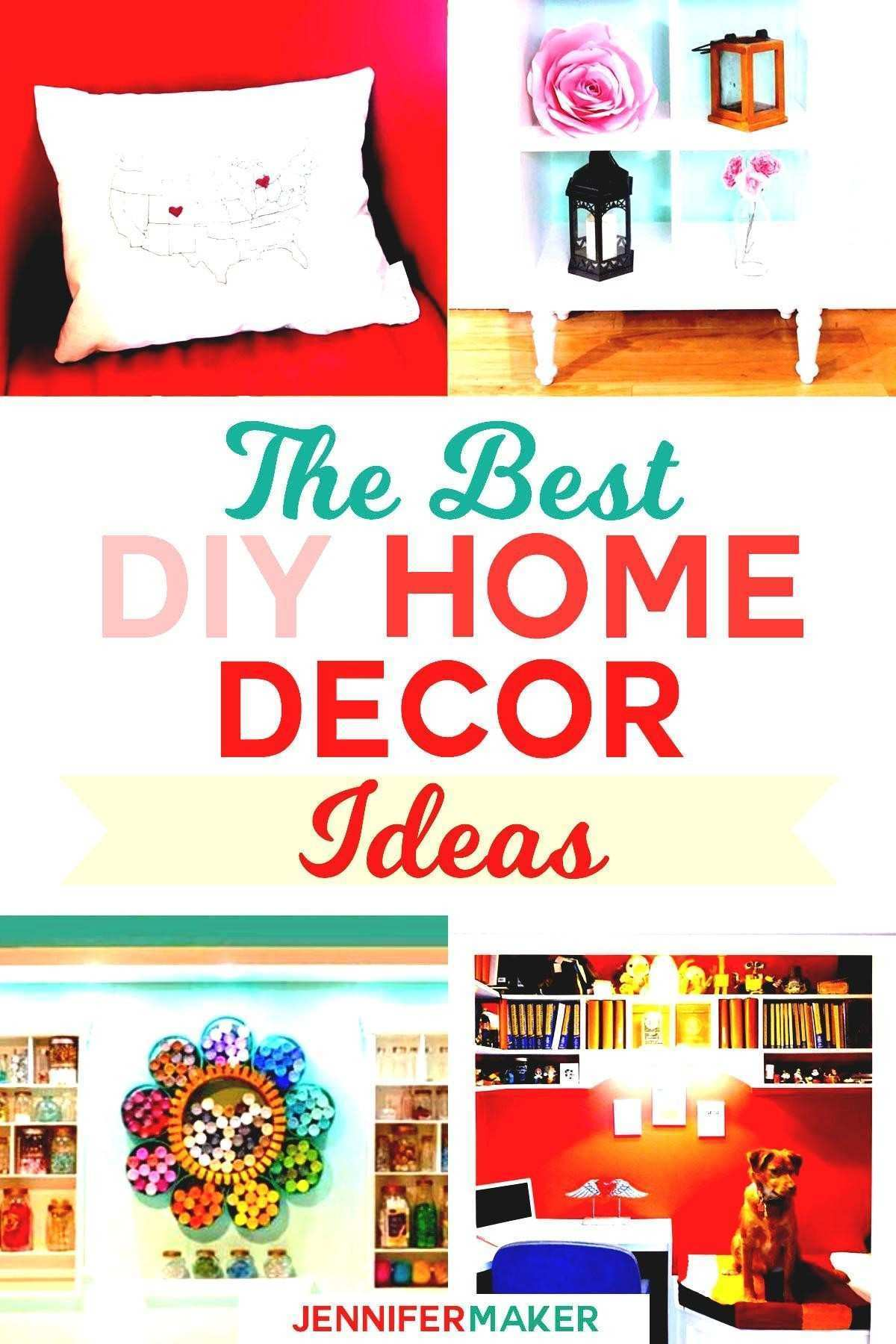 11 Elegant Easy Diy Home Decor Projects
