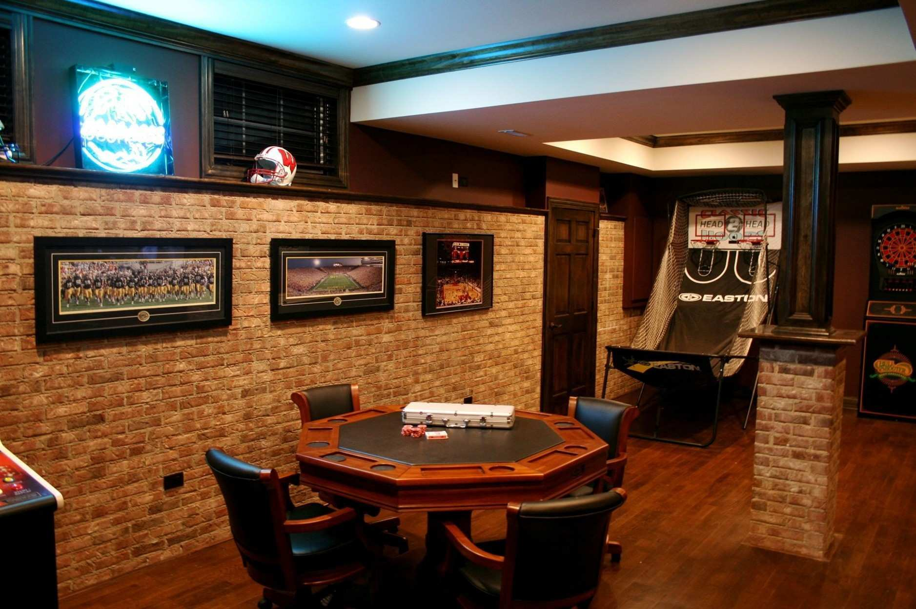 Best Basement Entertainment Center Ideas