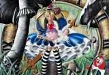 Giclee Art Prints Luxury Temptation Of Alice Giclee Art Print by Heather Sweet Moon Any Size