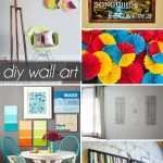 Gold and White Wall Decor Unique 50 Beautiful Diy Wall Art Ideas for Your Home