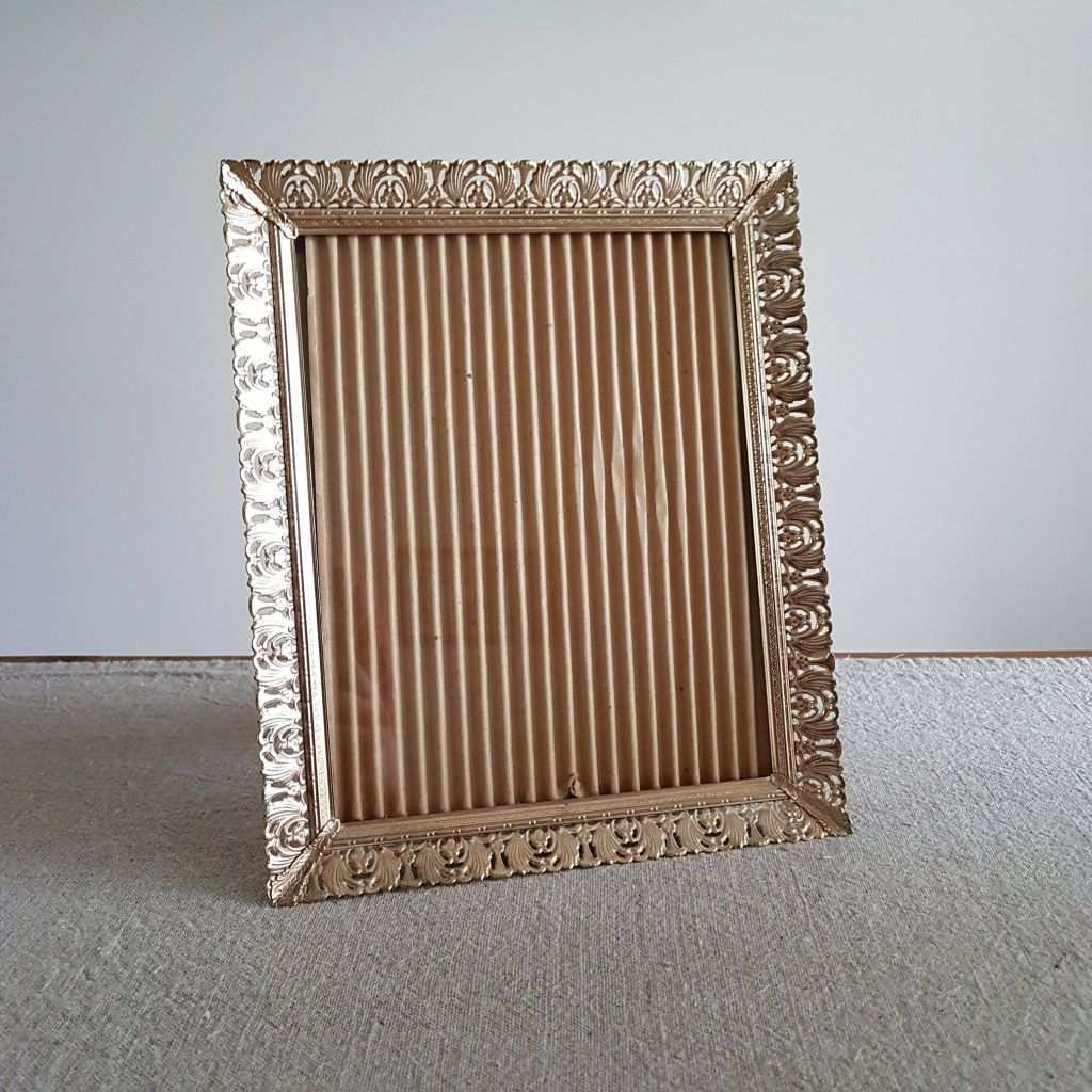 Gold Wall Picture Frames Beautiful 8 X 10 Gold Metal Picture Frame