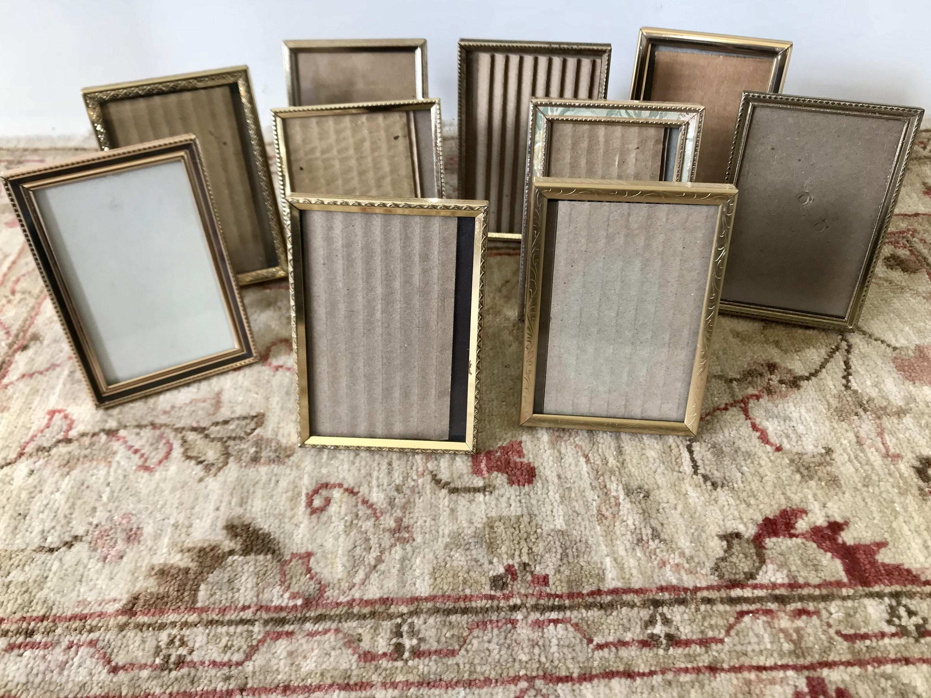 Outstanding Small Gold Frames Ensign Picture Frame Design