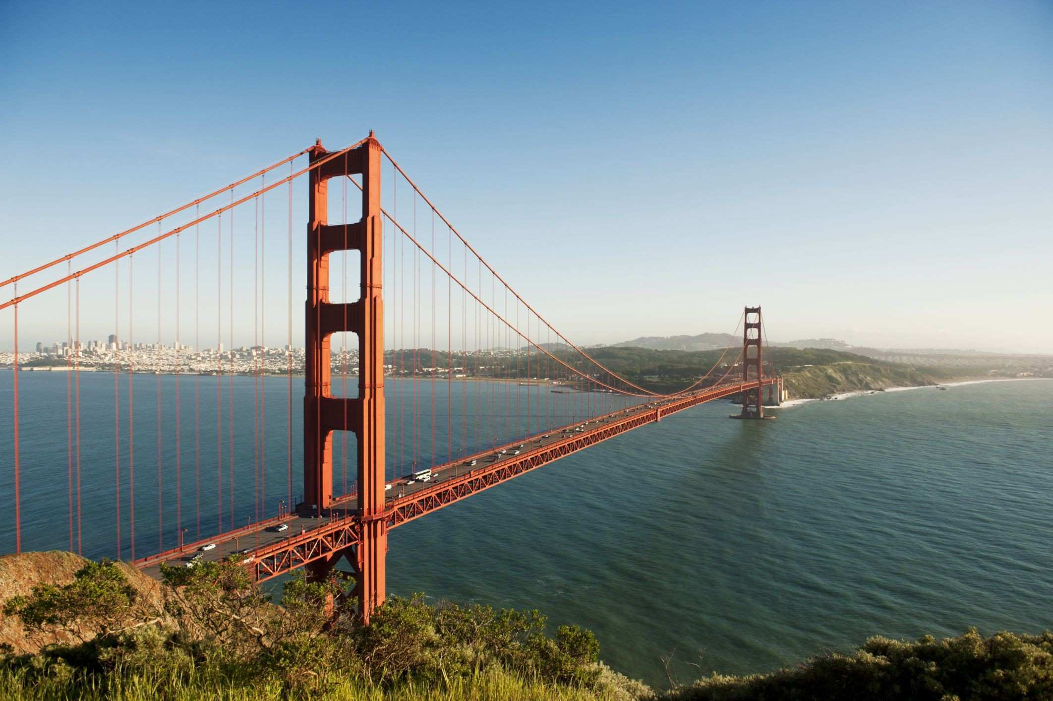 Golden Gate Bridge Facts and Trivia