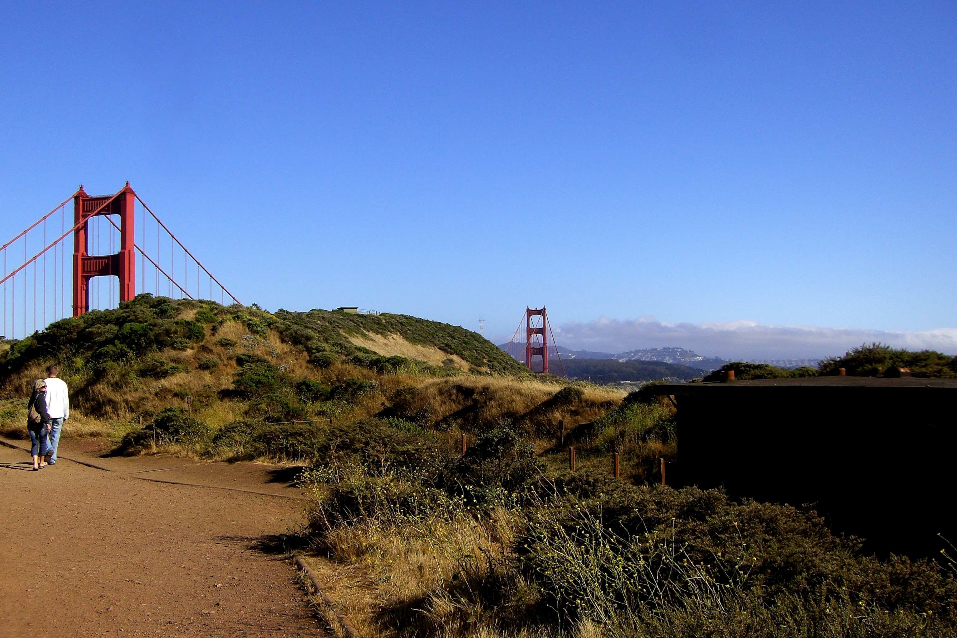 Free photo San Francisco landmarks sanfrancisco goldengate